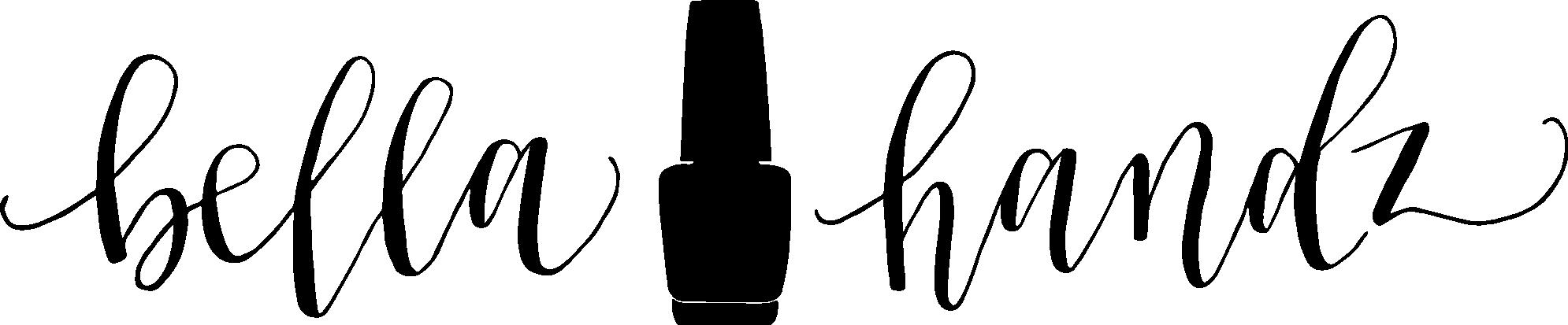 logo for local manicurist in los angeles, ca
