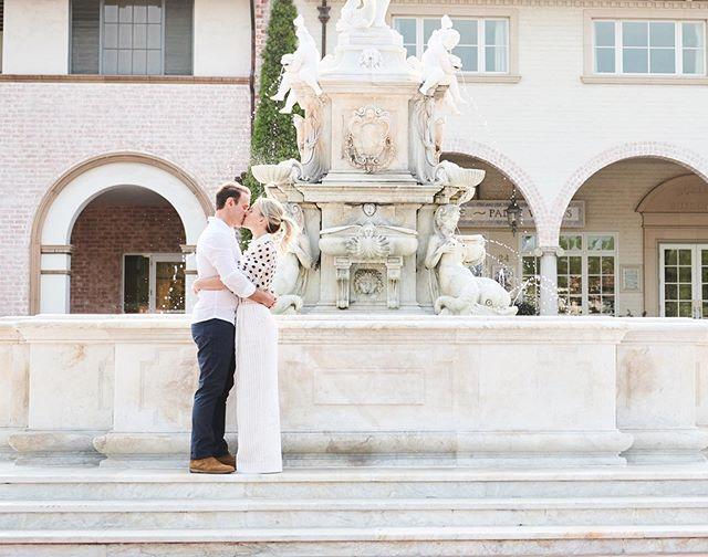 European vibes for this Southern California engagement session. ⛲️ . . . . . #engagementphotos #losangelesweddingphotographer #engagementphotography #betsyandgregoryphotos #palosverdes #mondays #instawedding #californiabride #realcouple #ruffledblog #magnoliarouge #100layercake #stylemepretty #bridetobe #palosverdes #beach #theknot #weddingwire #herecomesthebride #weddingphotography #nikon #portrait #brideside #weddinginspiration #engagementinspiration