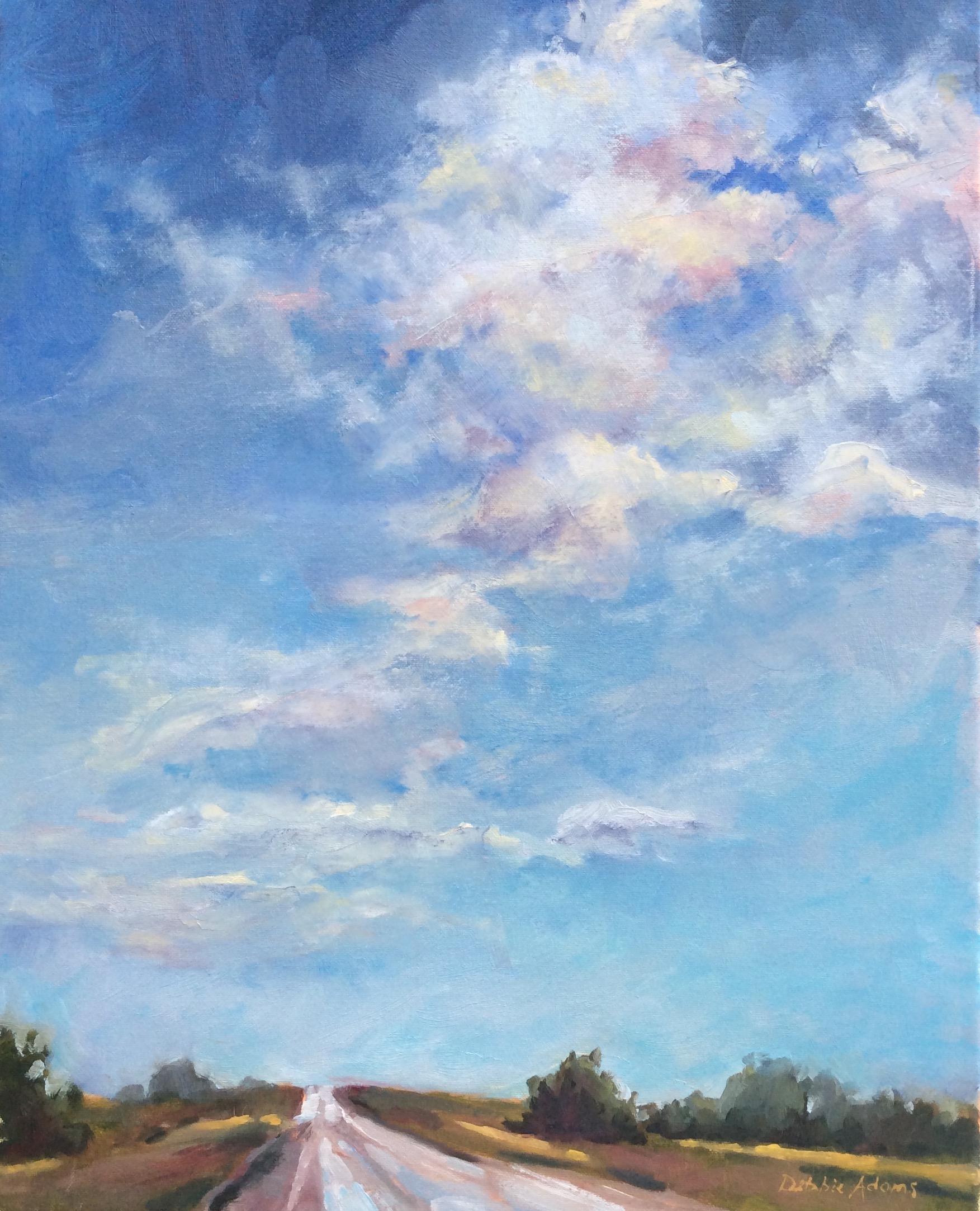 Prairie Sky - 20x18 oil