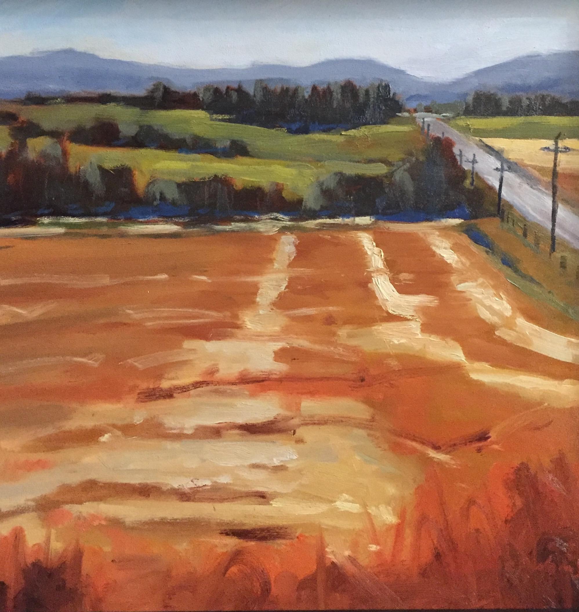 Harvest 12x12 Oil