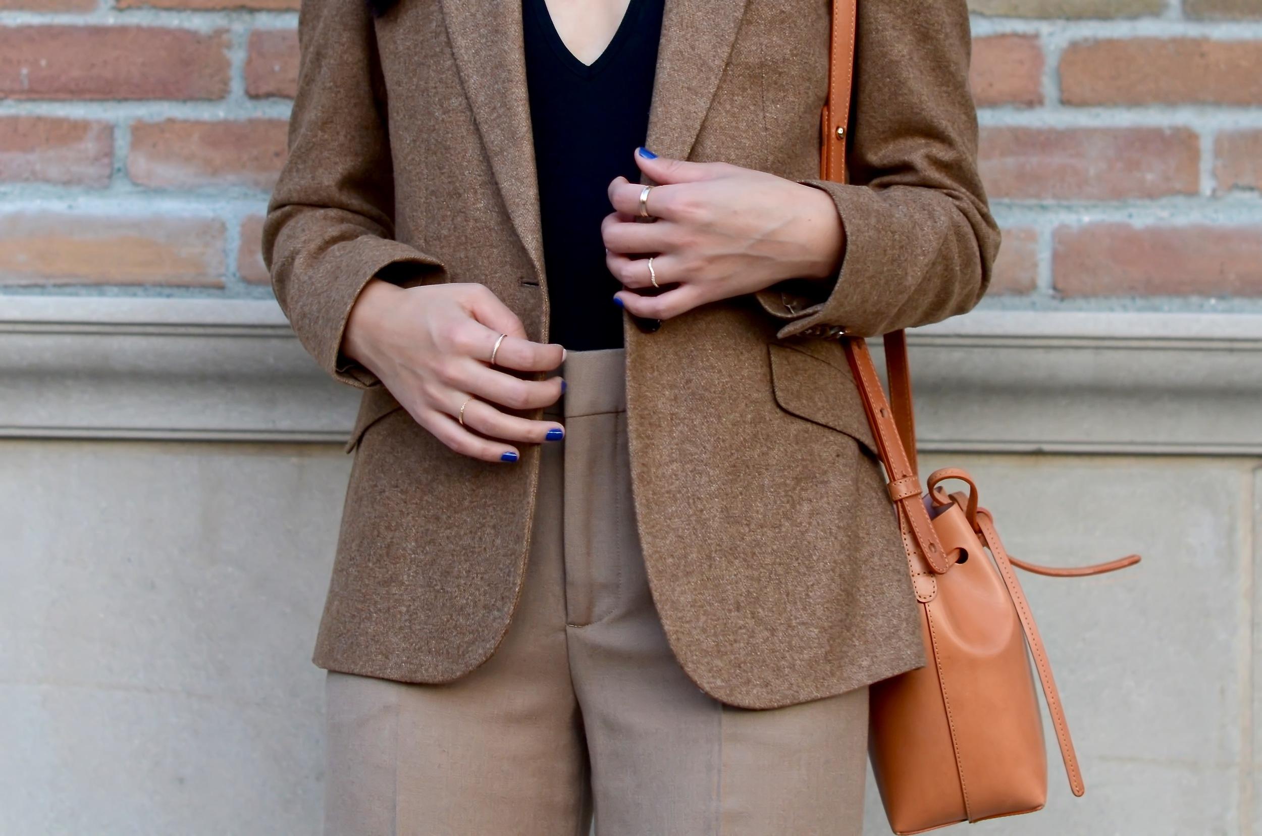 Just Goh With It-Outfit-shopstyle-dressforsuccess-zara-camel-wide-leg-pants-massimo-dutti-blazer-mansur-gavriel-mini-bucket-bag-5.jpg