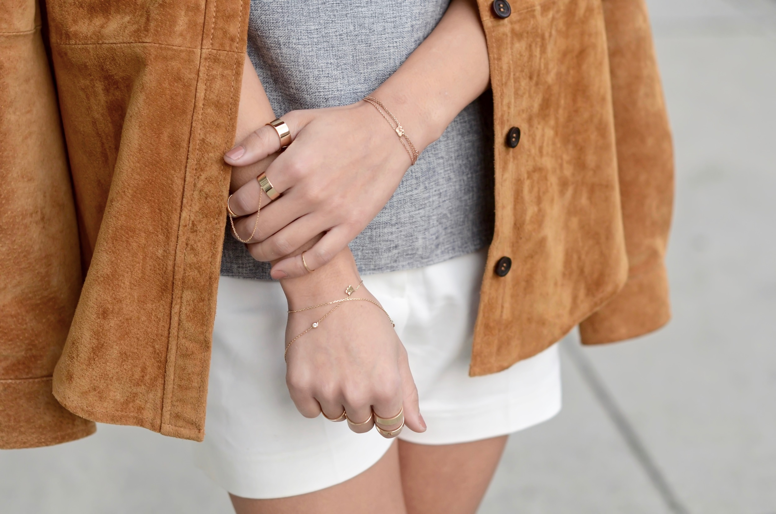 Just Goh With It-Outfits-Suede-jacket-mockneck-hat-chloe-fringe-sandals-3.jpg