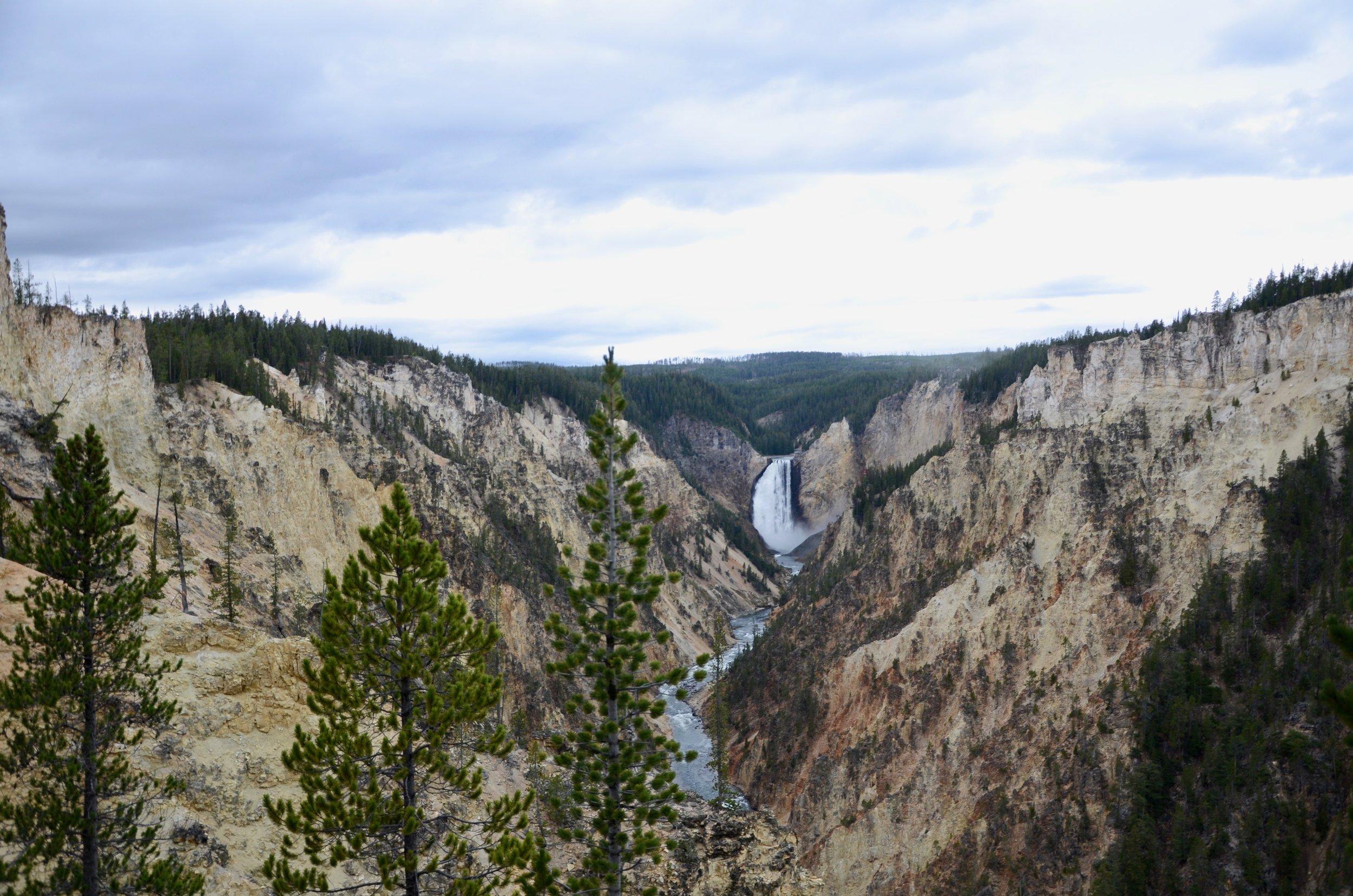 ARtist Falls - Lower Canyon