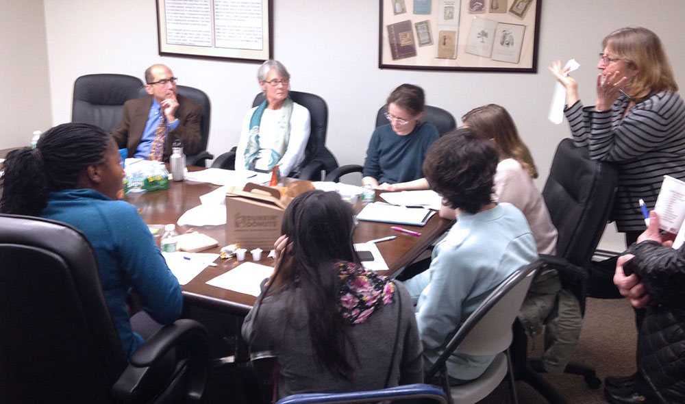 Milton Coalition Community Assessment sub-committee.