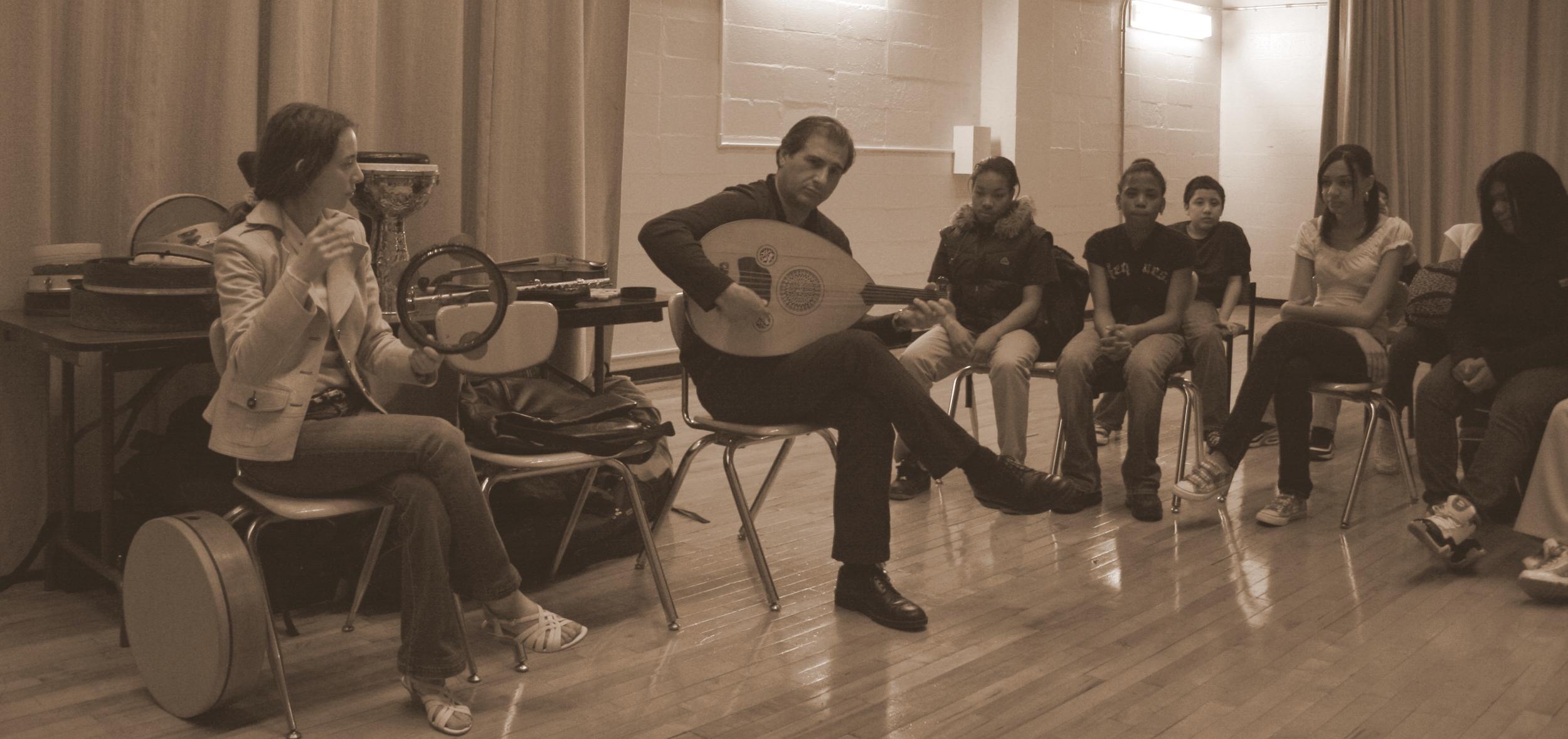 M4H Bassam April performing.JPG