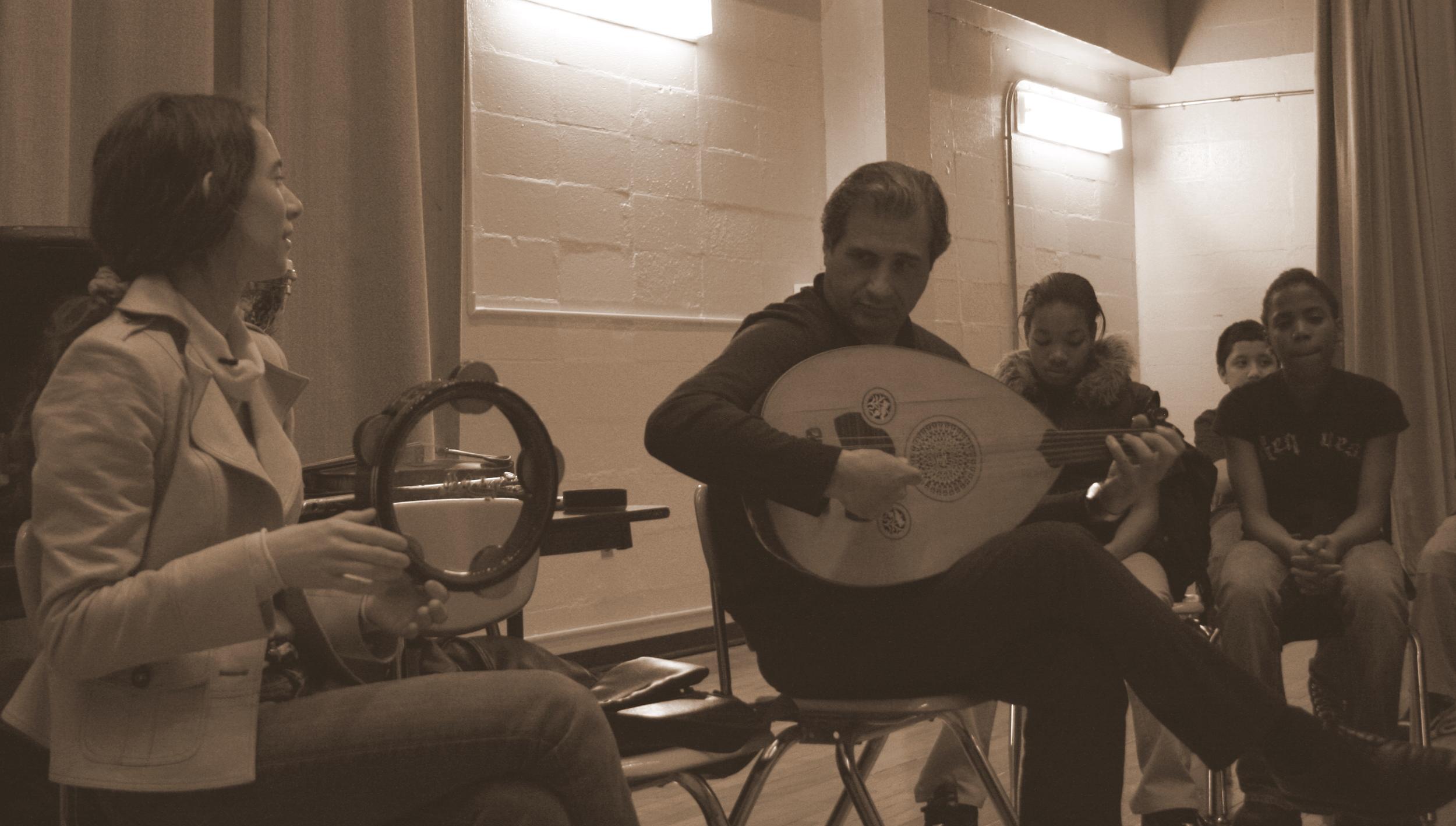 M4H Bassam April performing2.JPG