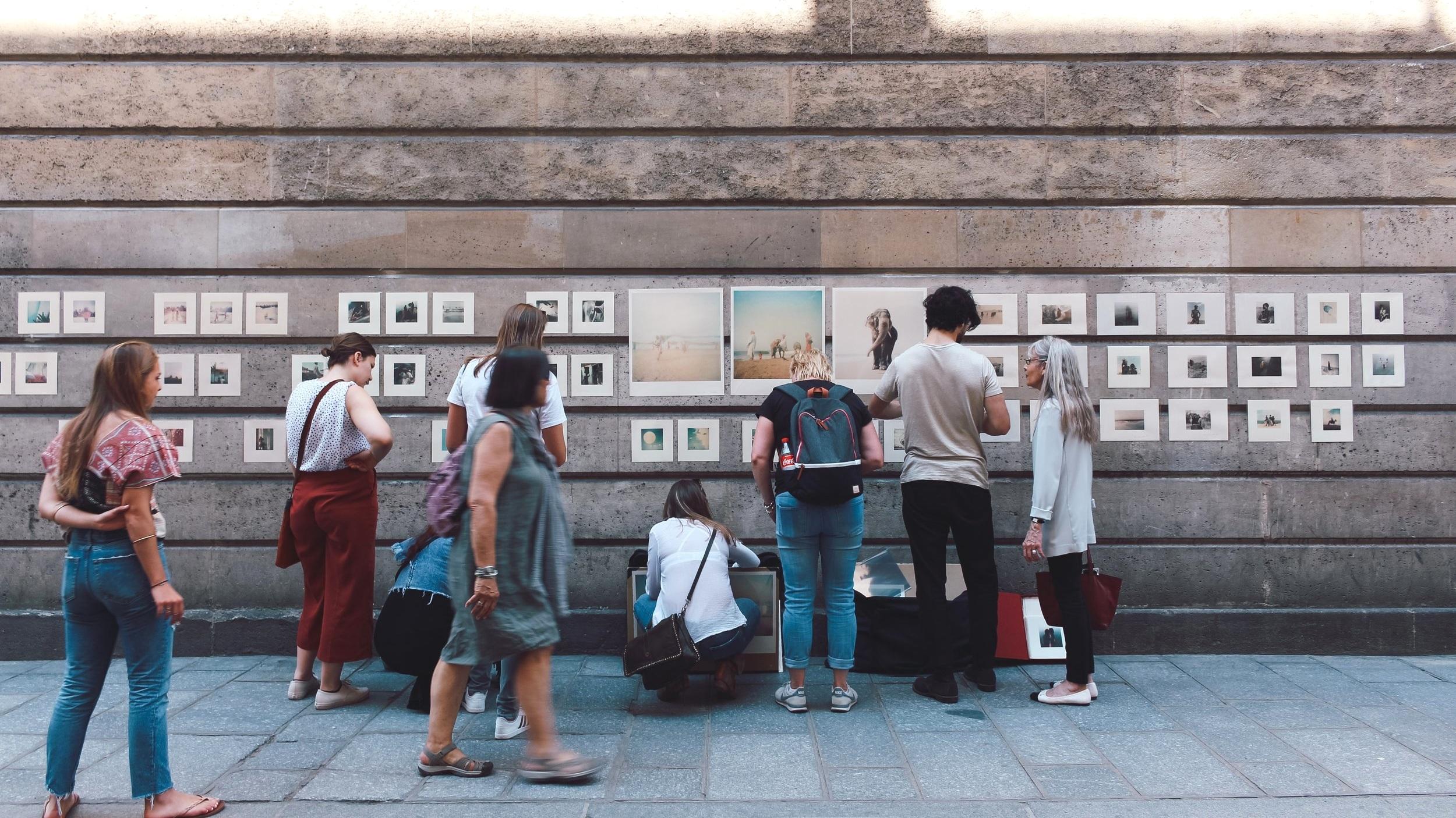 Ambassador Leaders Fund Friday Art Sale.jpg