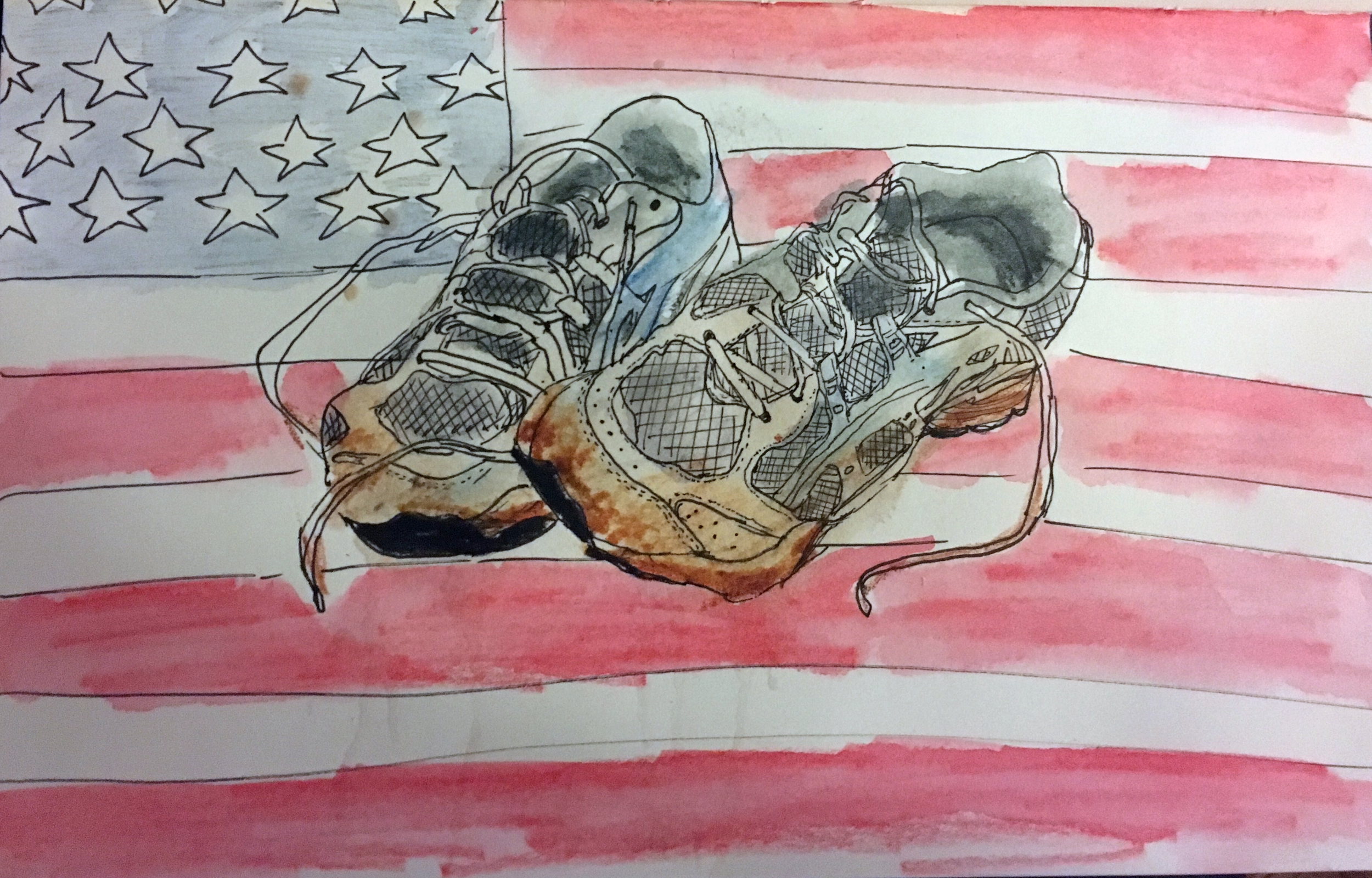 illustration by  Fredrick Ochoa