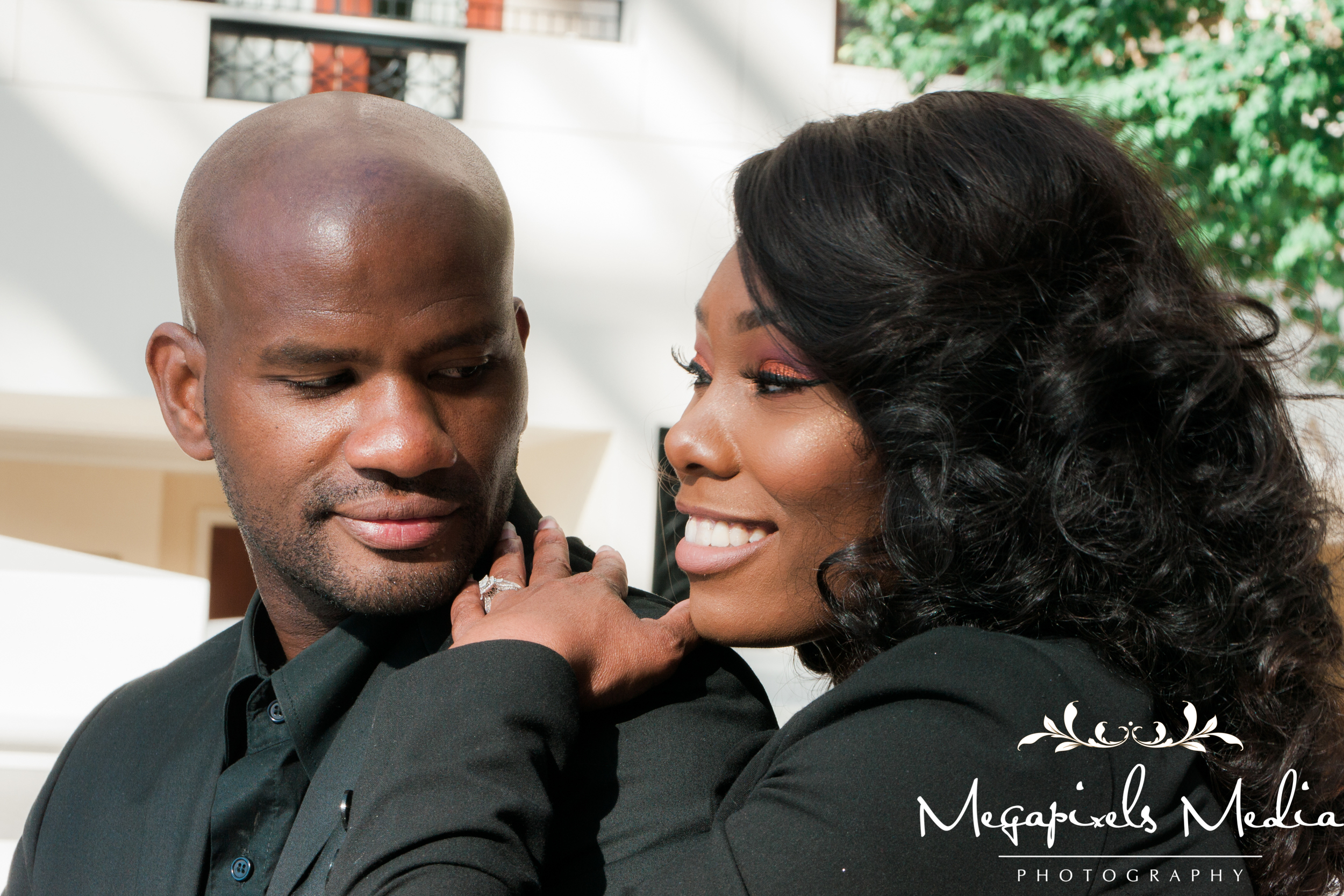 Gaylord national Harbor Engagement Photography