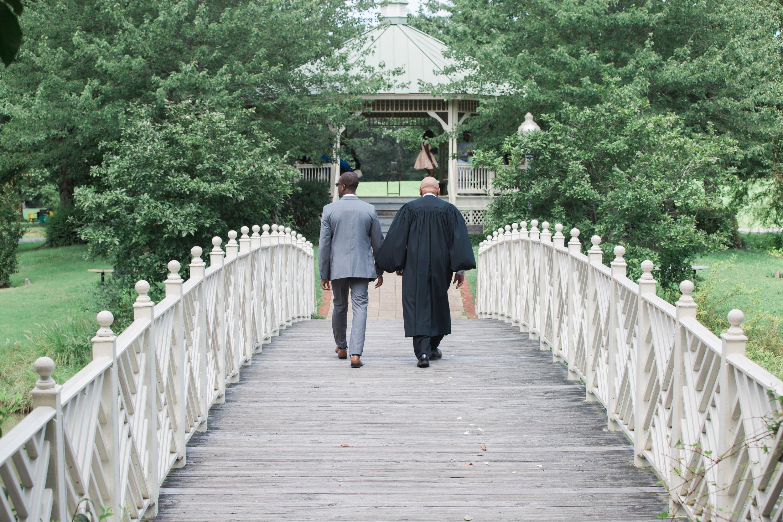 Quiet Waters Park Wedding