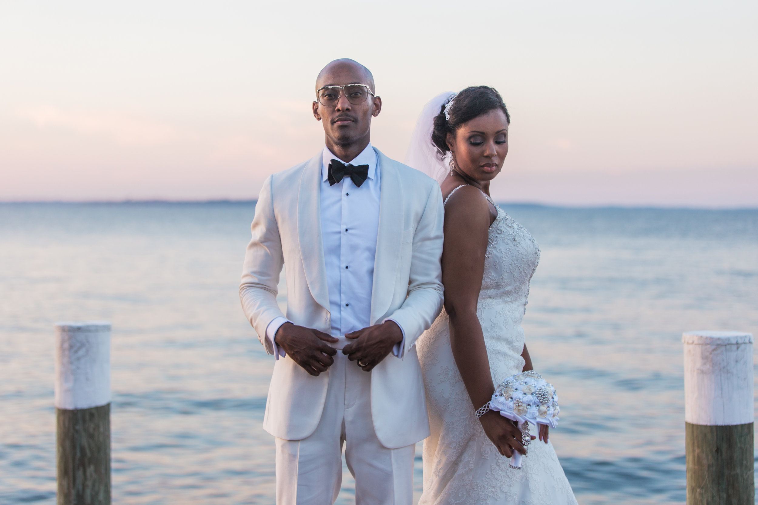 Maryland Wedding at Celebrations at the Bay Megapixels Media