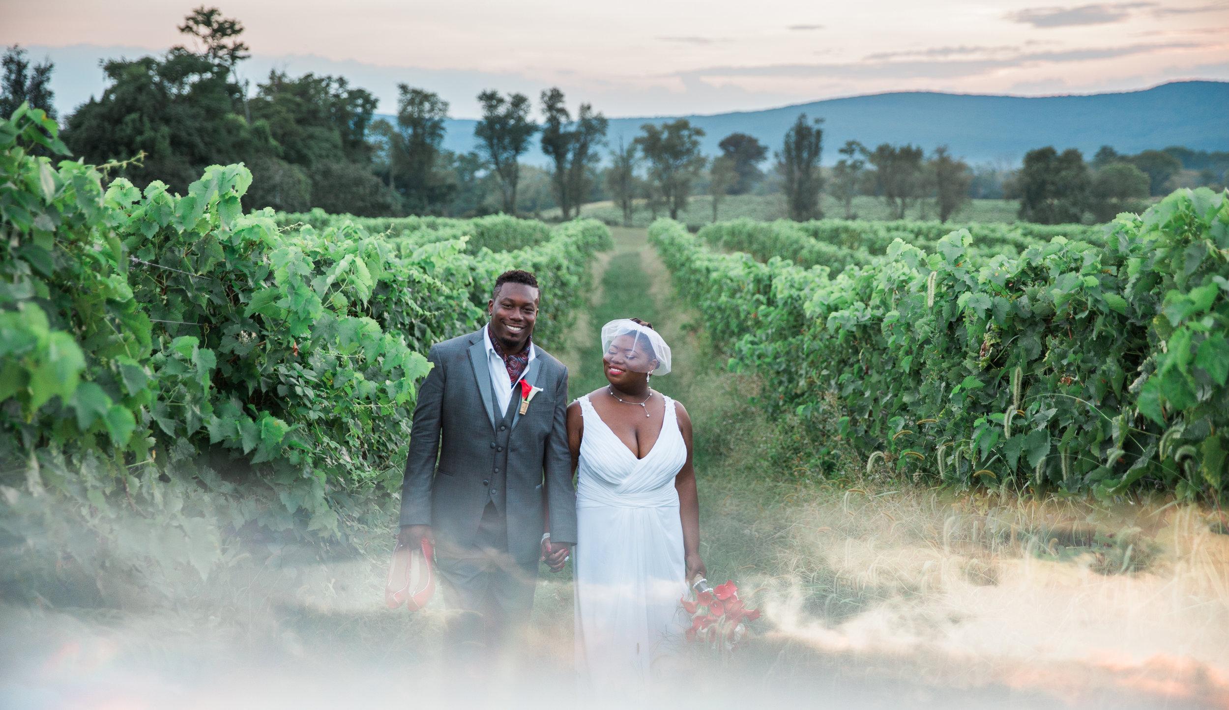 Breaux Vineyards Wedding Megapixels Media