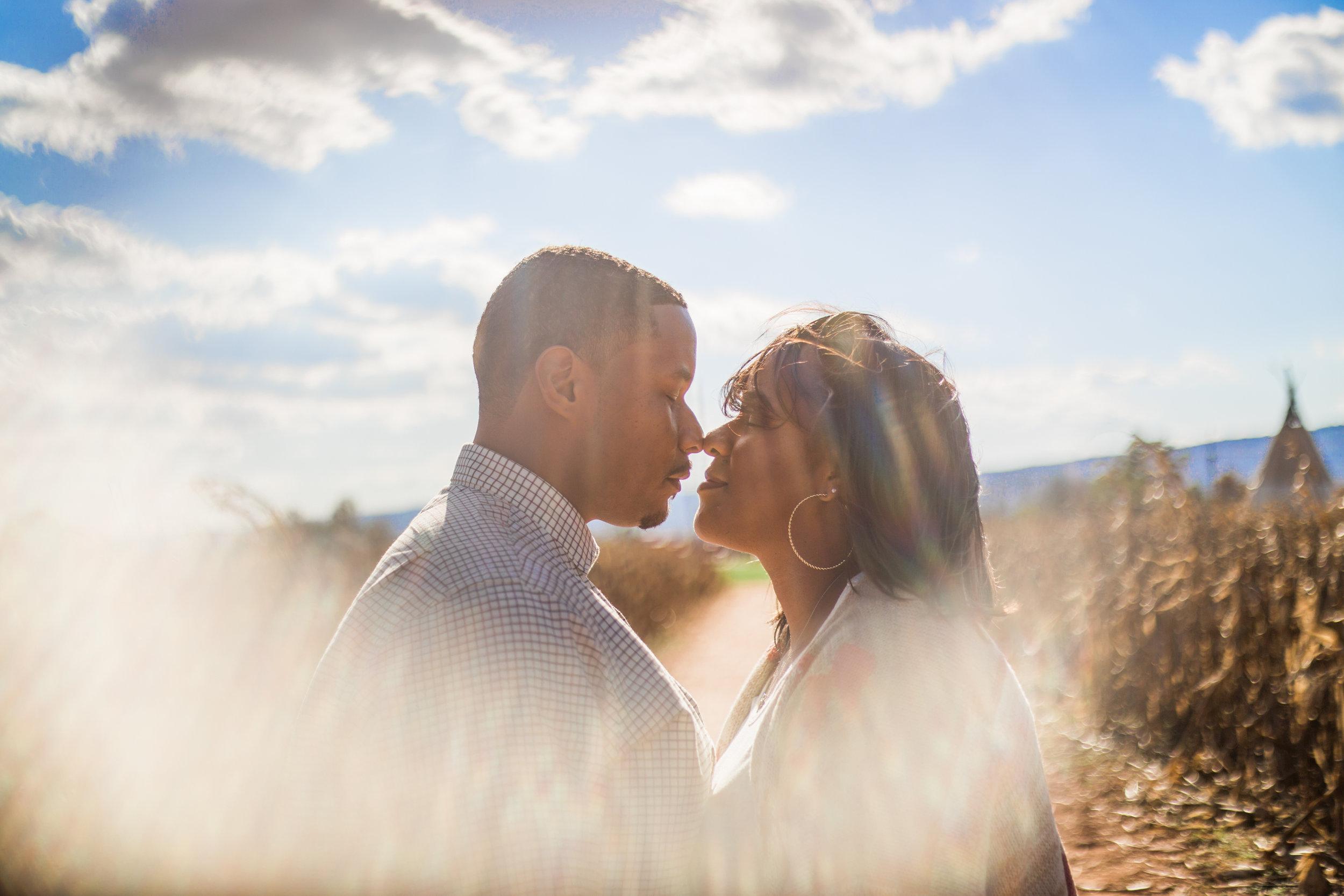 Maryland Engagement at Winterbrook Farm by Wedding Photographers Megapixels Media