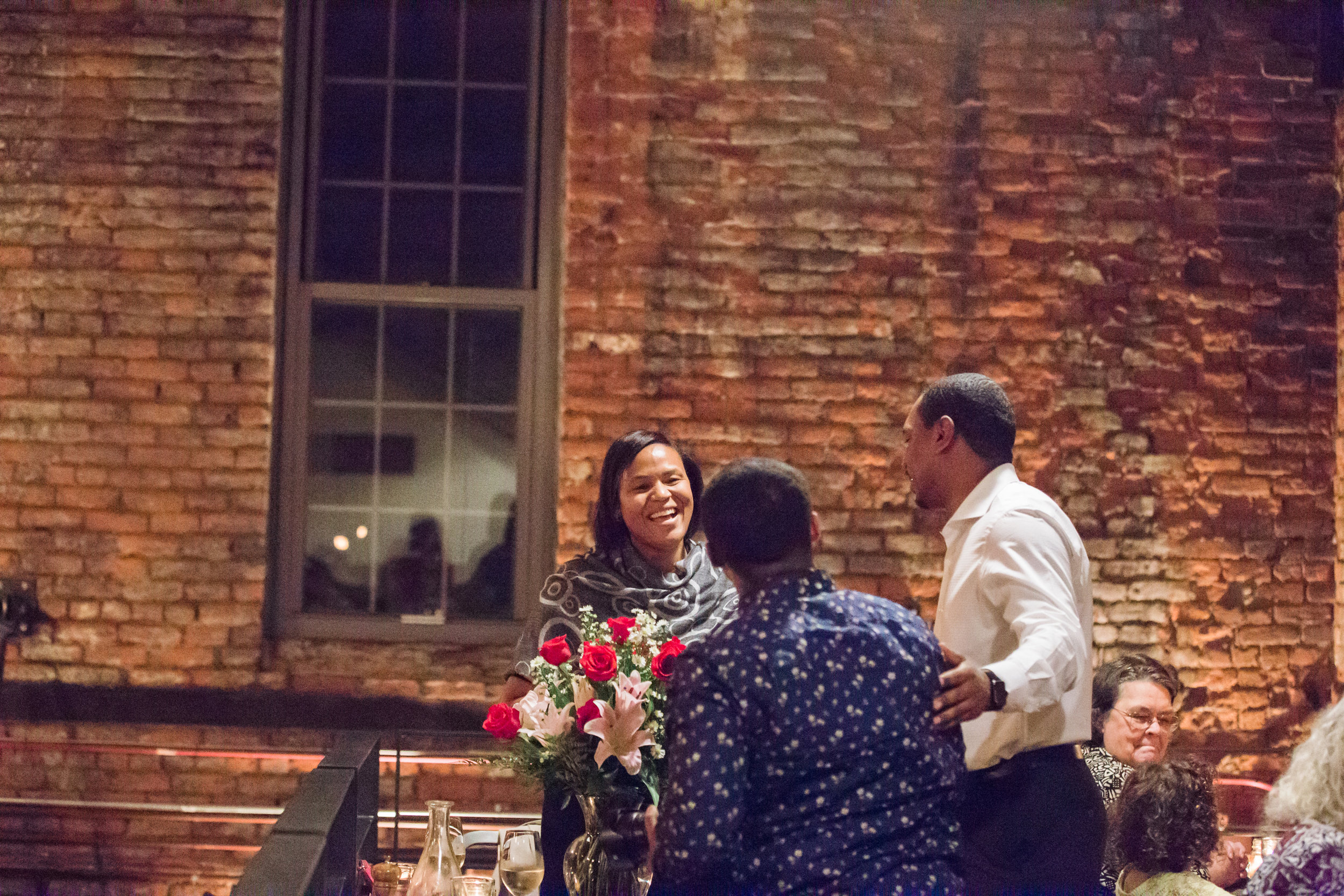 Baltimore Proposal Photographer at Woodberry Kitchen Clipper Mill