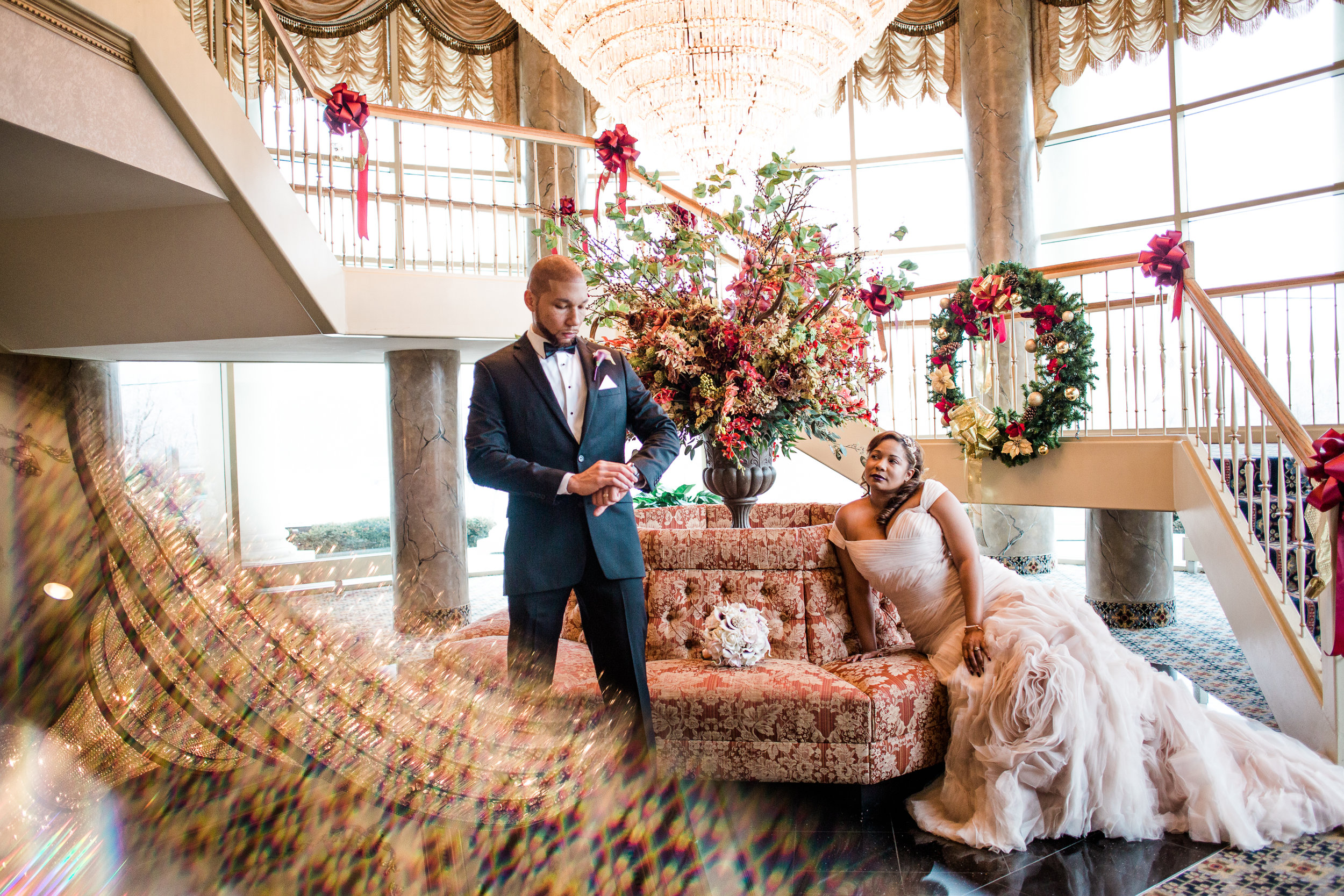 Martins West Baltimore Maryland Wedding Megapixels Media