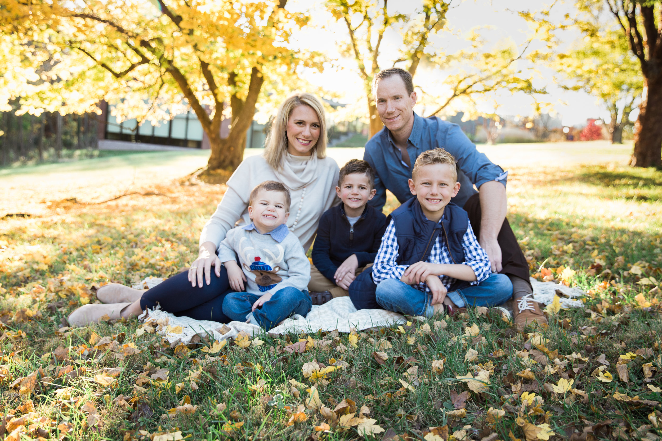 Baltimore Maryland Family Photographers