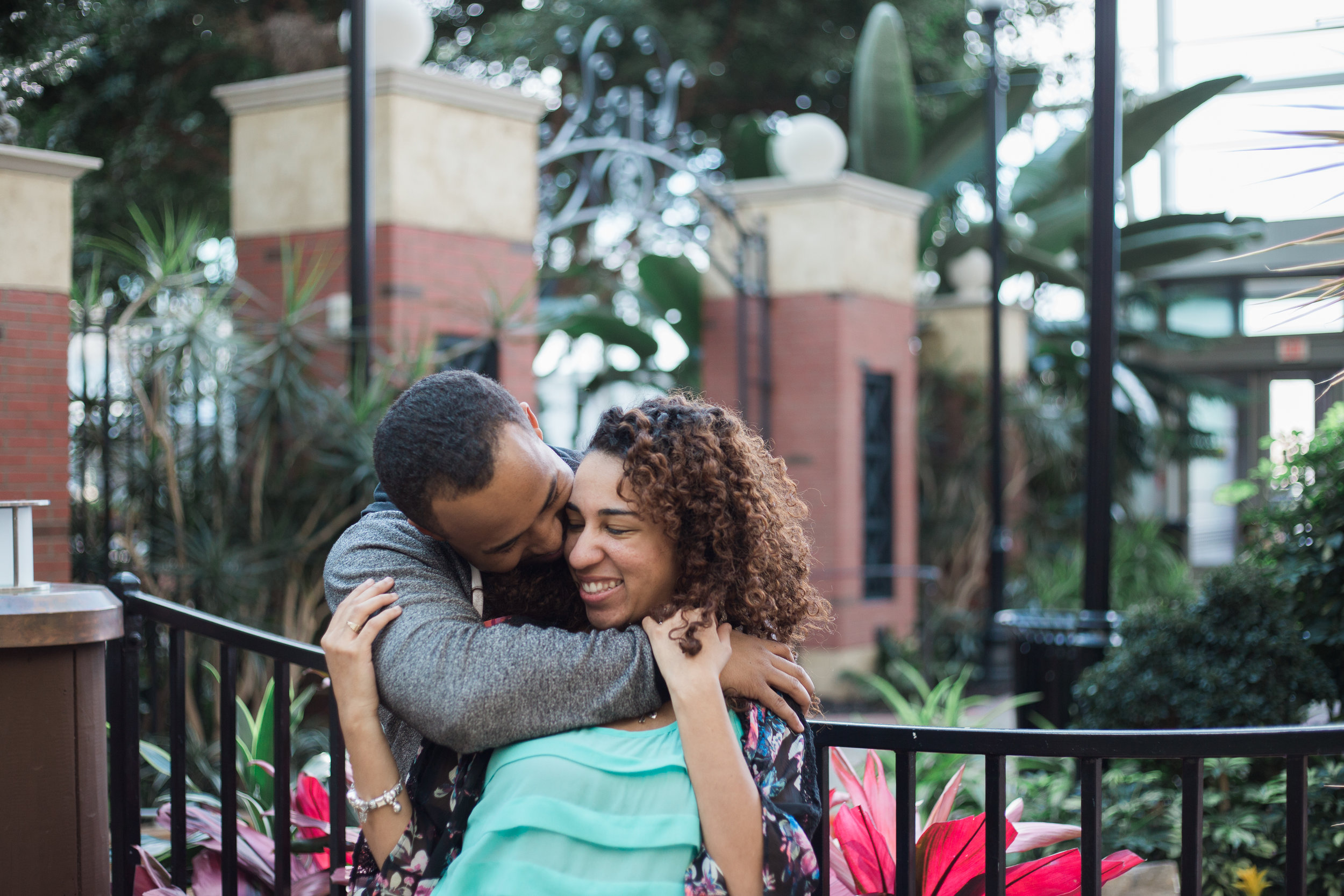 Gaylord Hotel in DC Wedding and Engagement Photography