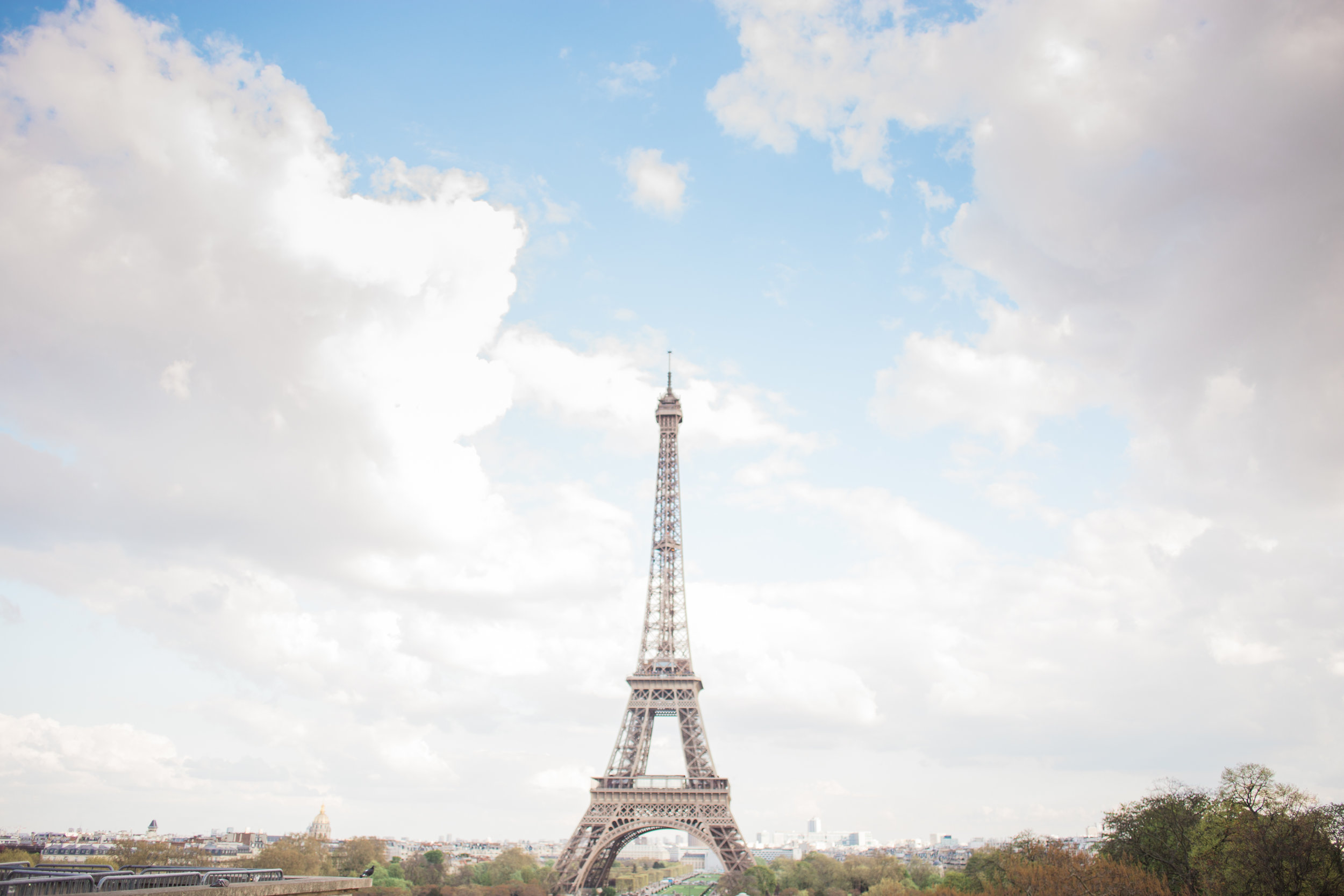 Eiffel Tower Paris France Photographer