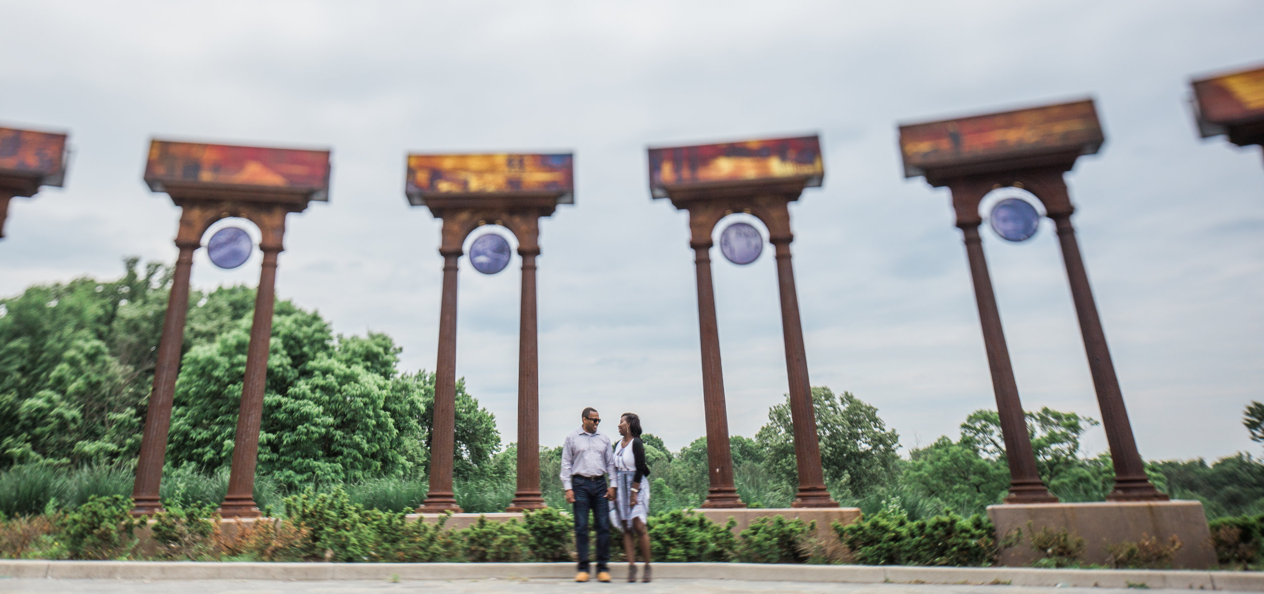 Baltimore Conservatory Engagement Photography-1.jpg