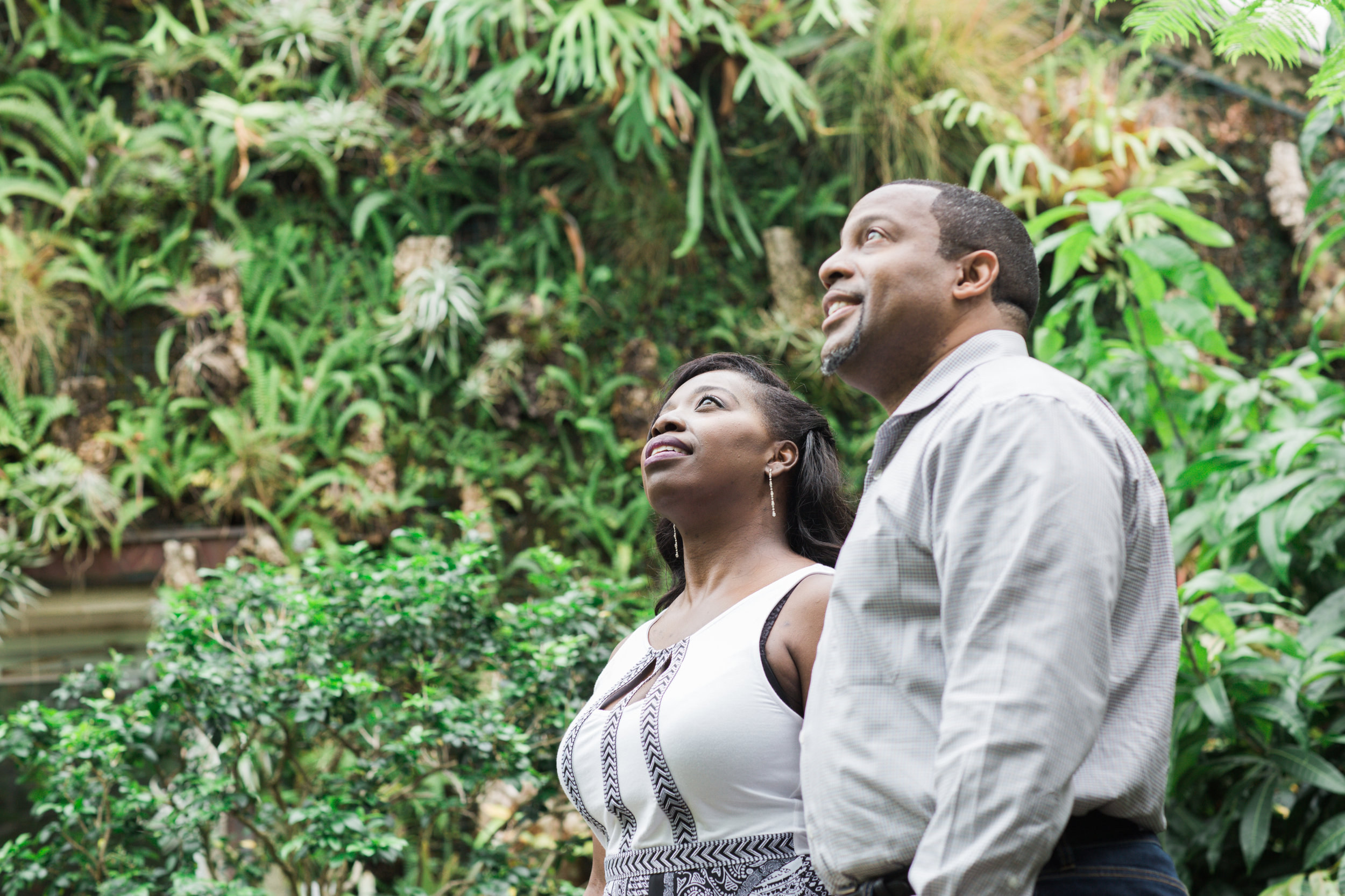 Baltimore Conservatory Engagement Photography-25.jpg