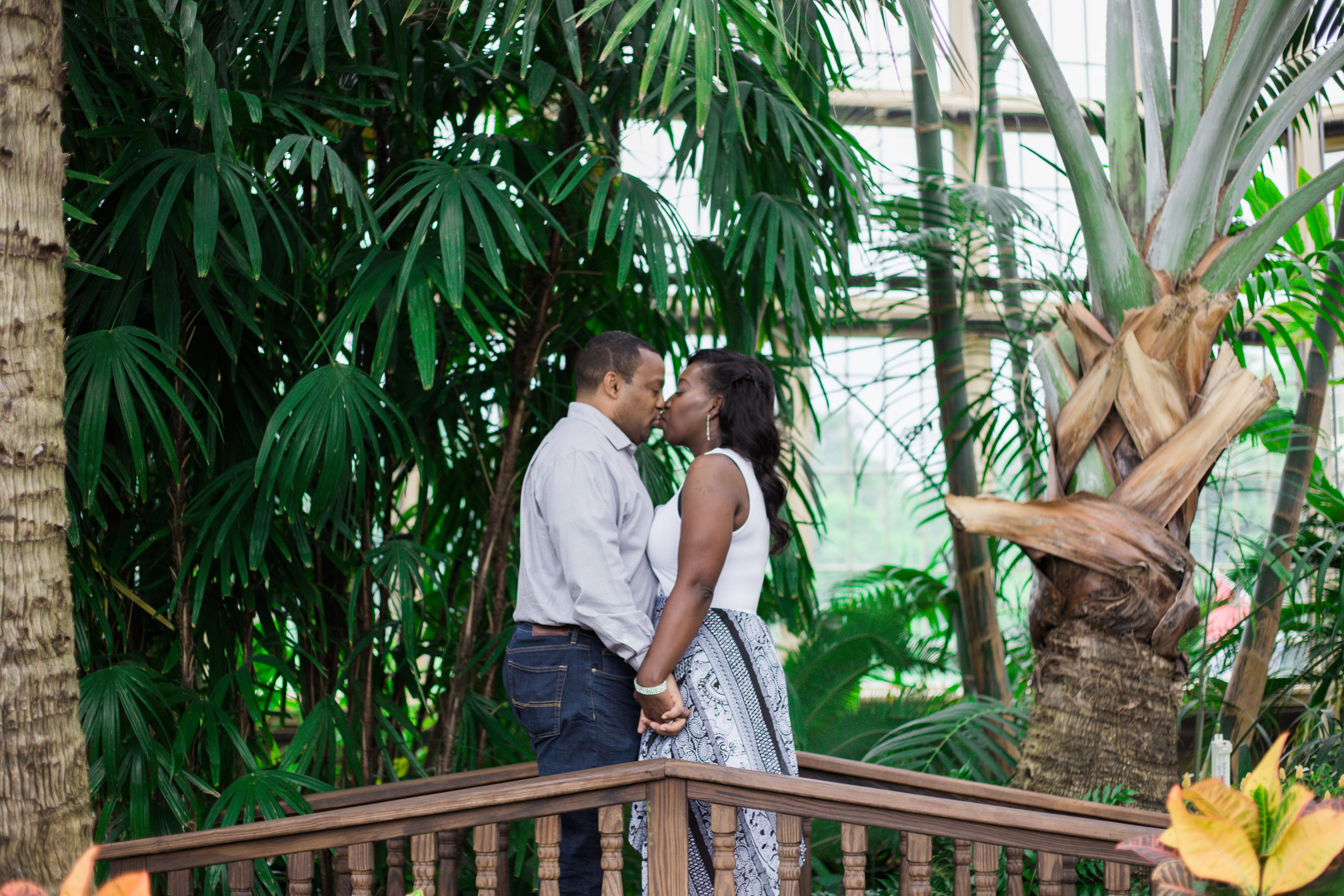 Baltimore Conservatory Engagement Photography-28.jpg