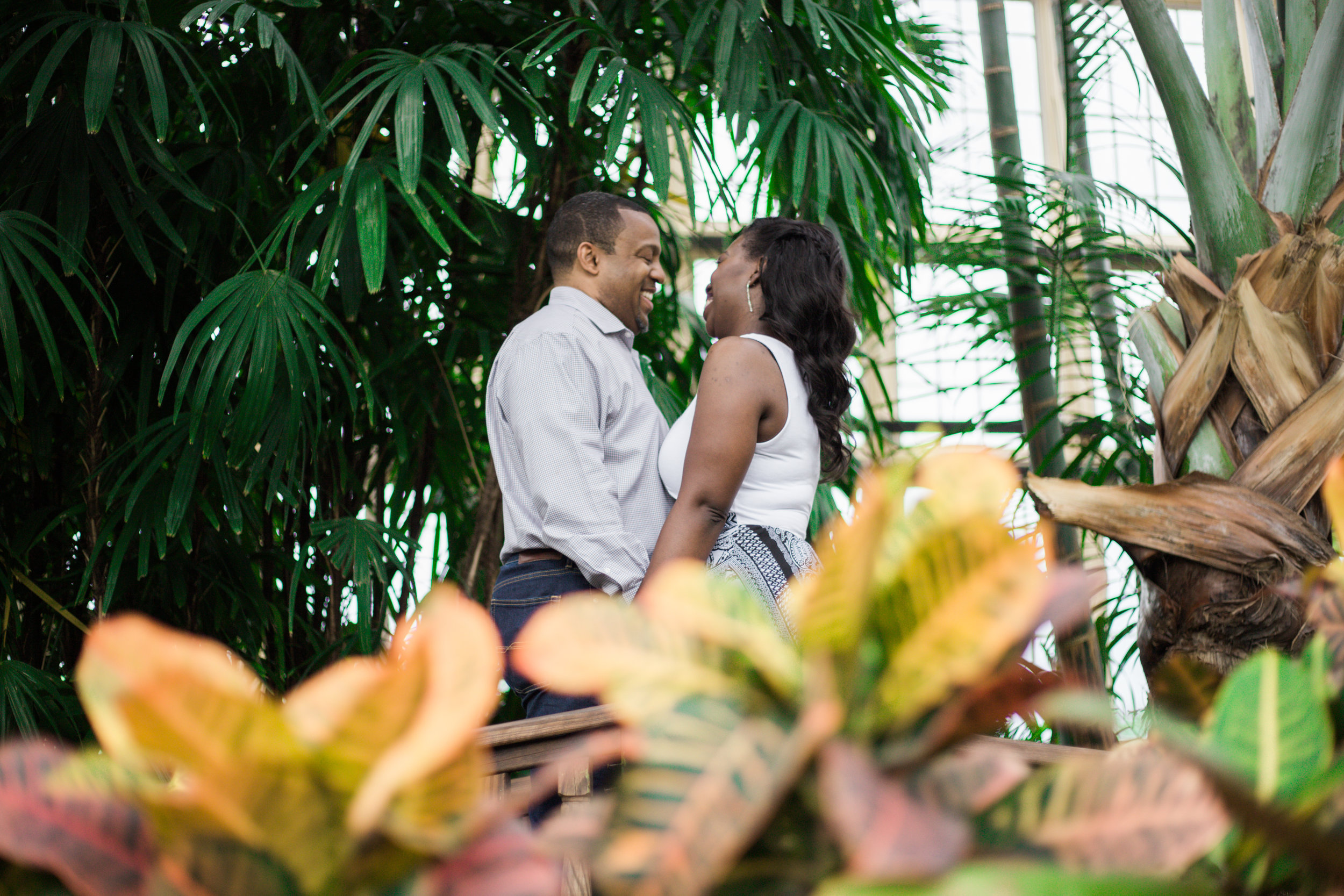 Baltimore Conservatory Engagement Photography-29.jpg