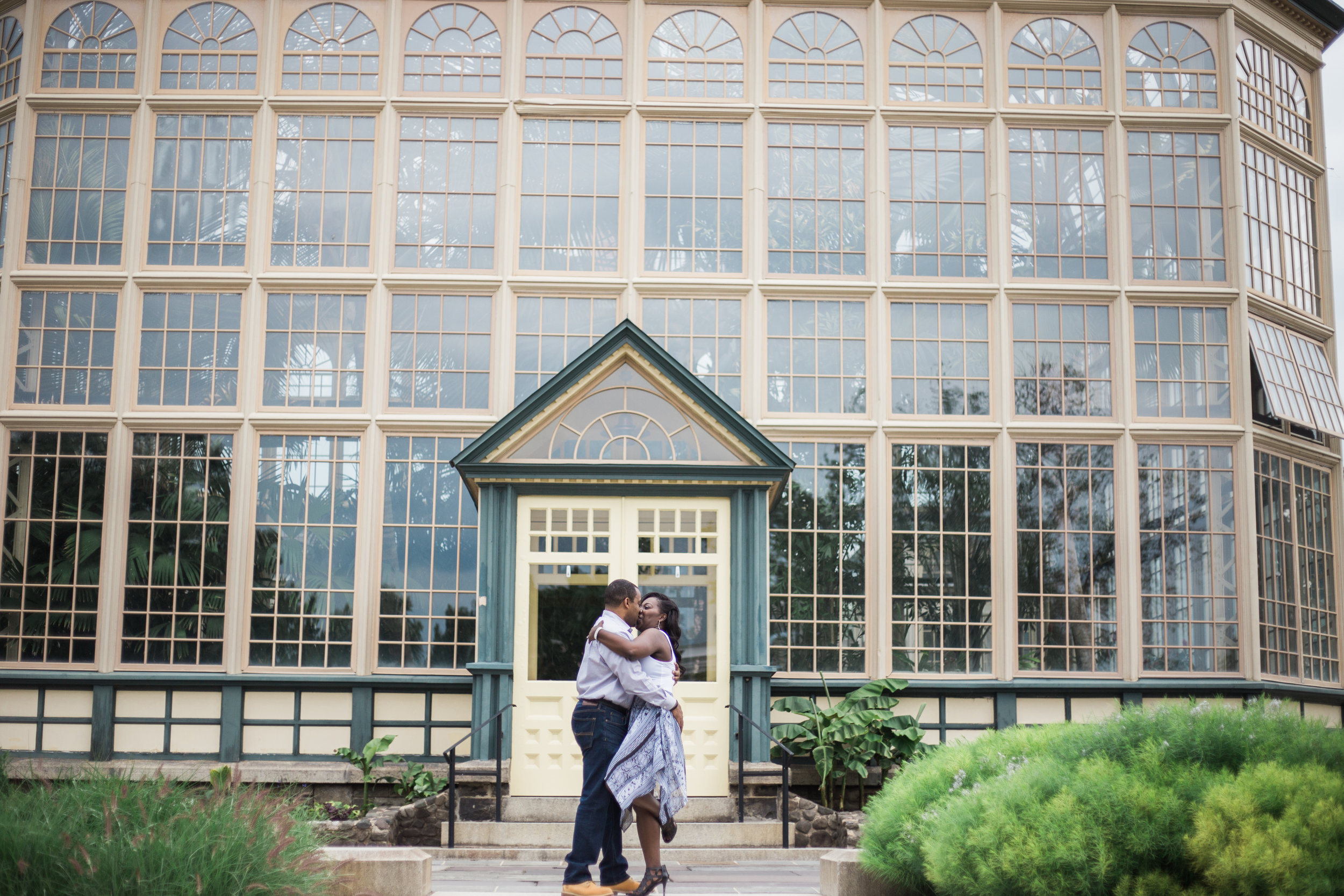 Baltimore Conservatory Engagement Photography-33.jpg