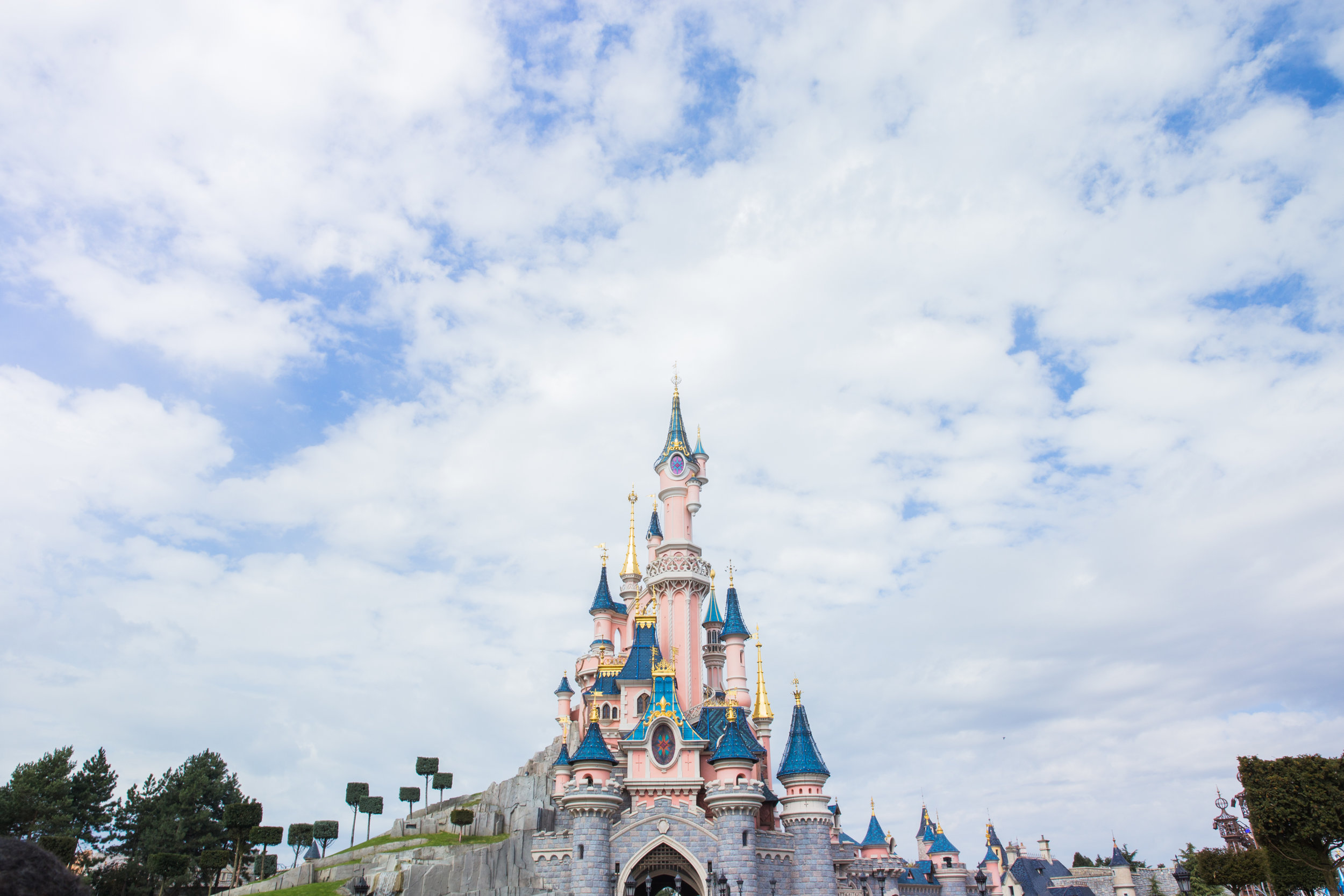 Disneyland Paris Destination Wedding Photographers Megapixels media