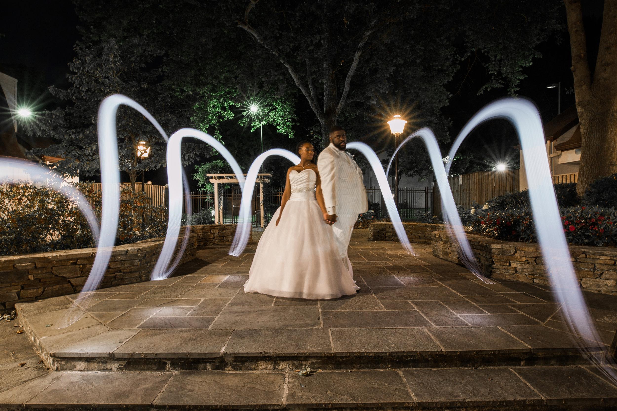 Creative Wedding Photographers in Columbia Maryland