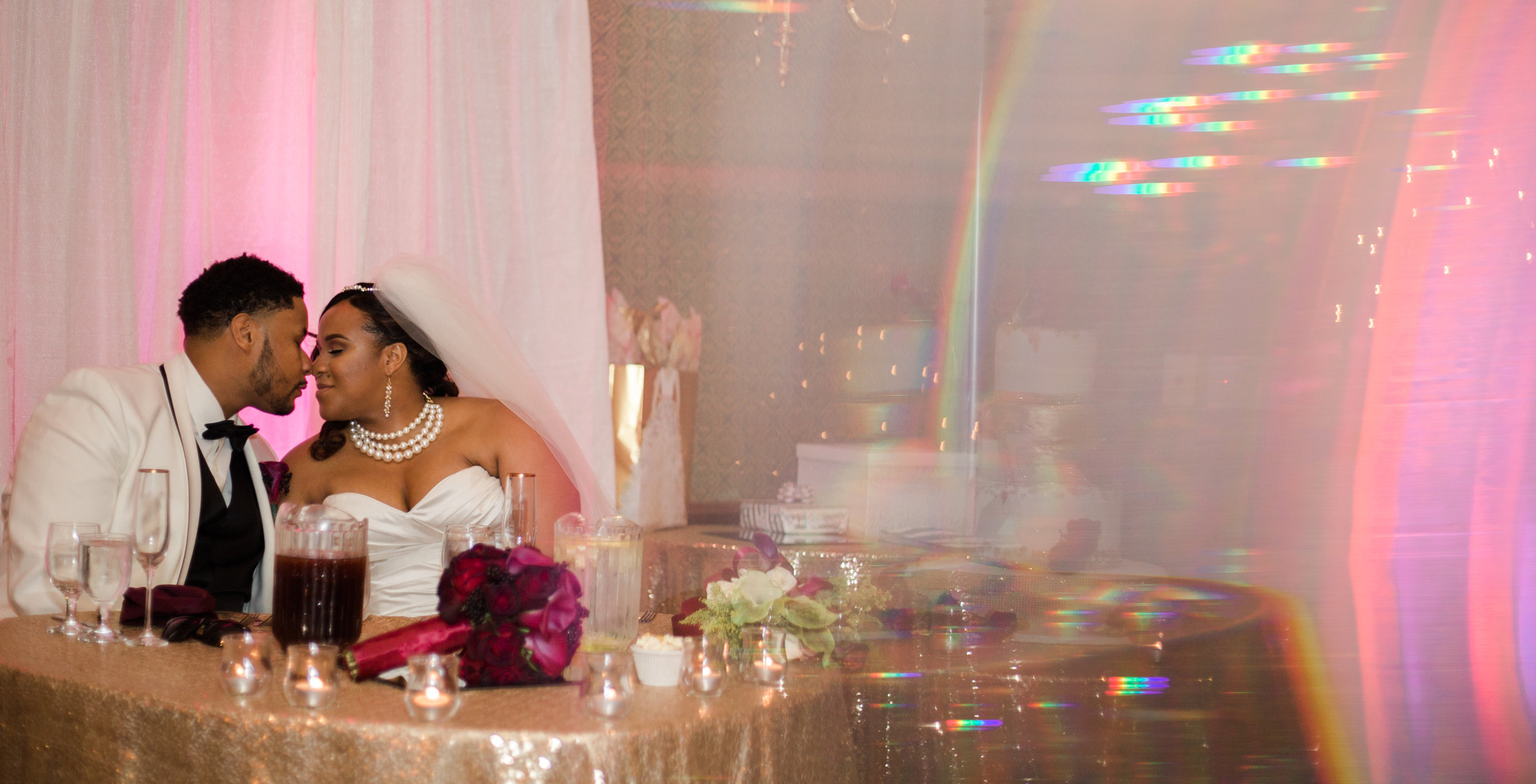 Wedding at the Grand Lodge in Hunt Valley Maryland with Megapixels Media Photography