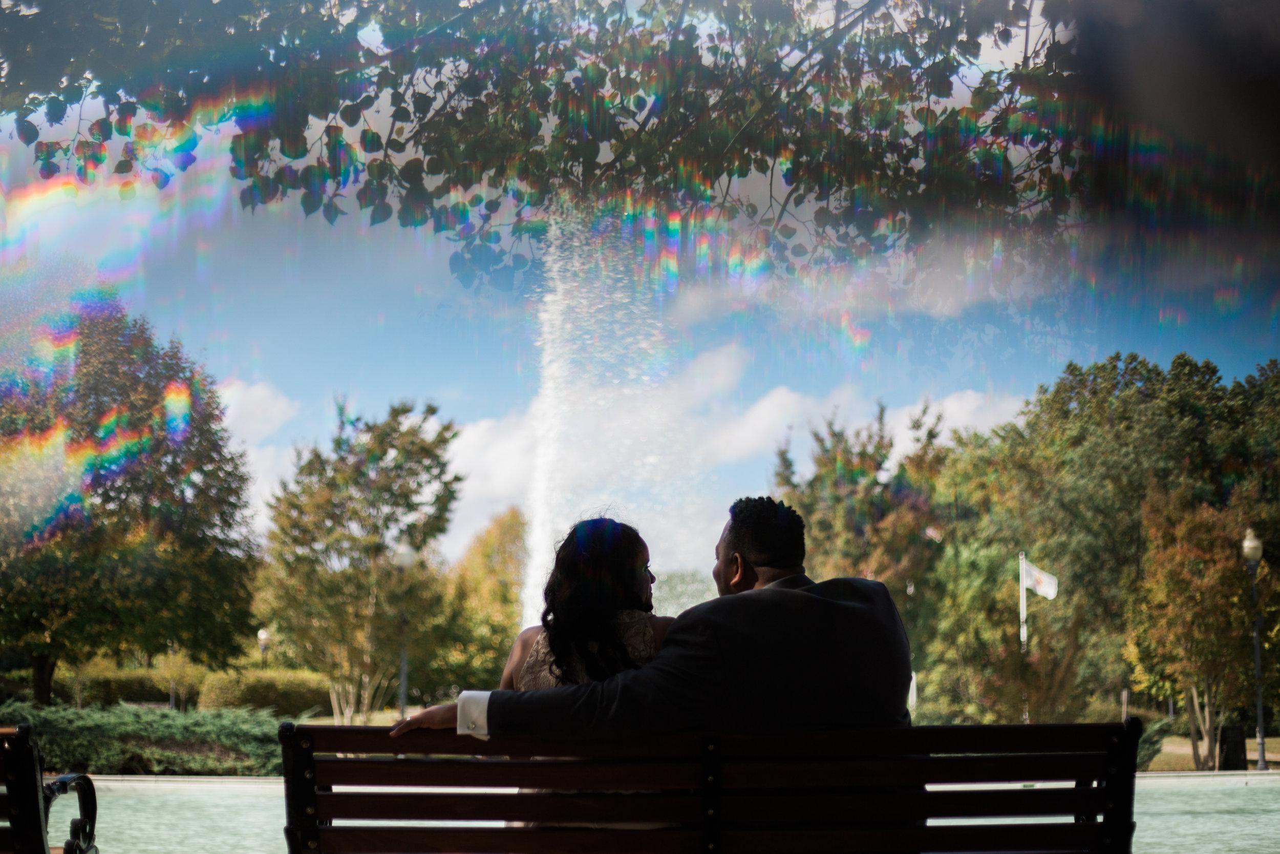 Quiet Waters Park Wedding with Megapixels Media