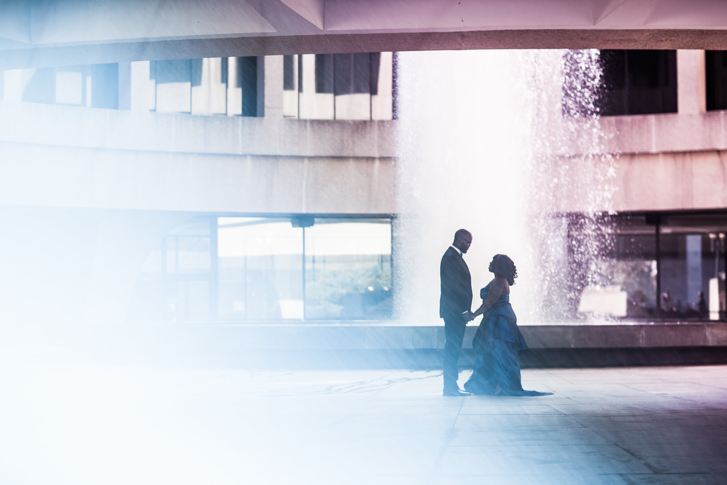 Hishhorn Museum Engagement Session in Washington DC with Me