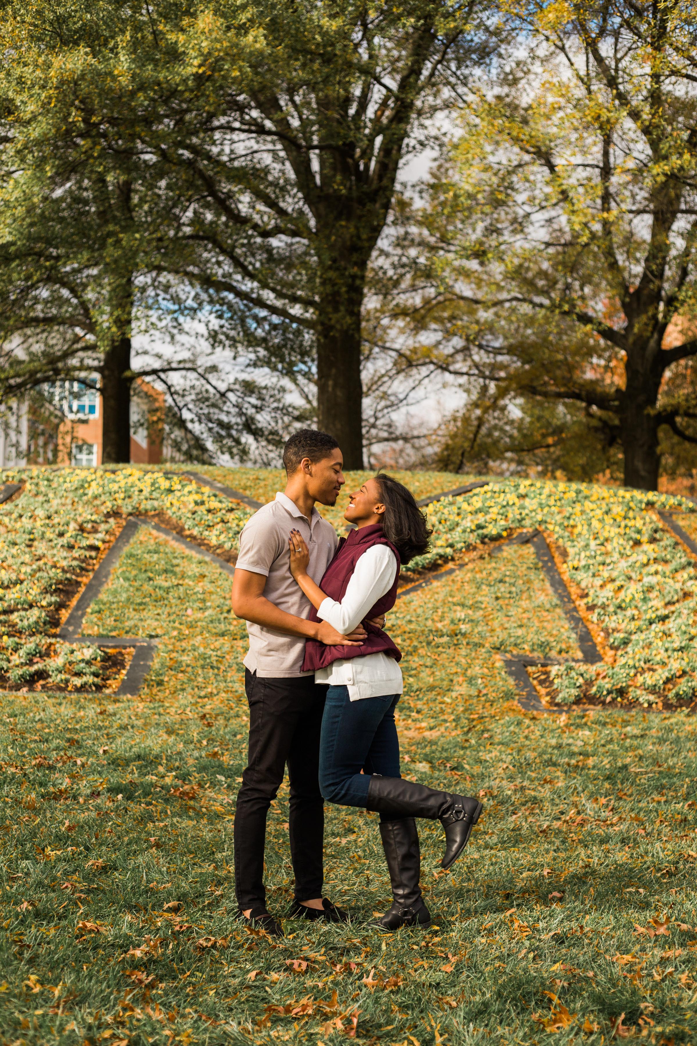 University of Maryland Engagement Session Photography-5.jpg