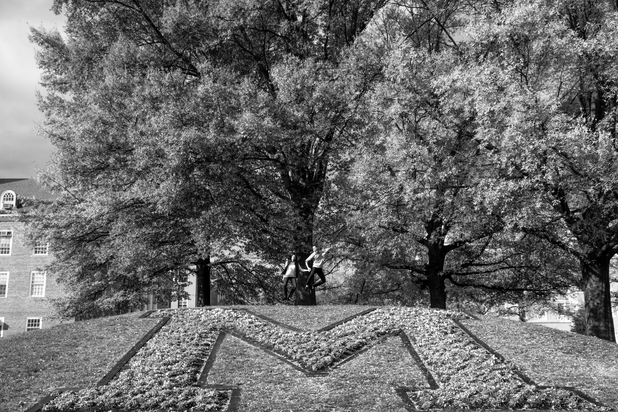 University of Maryland Engagement Session Photography-7.jpg