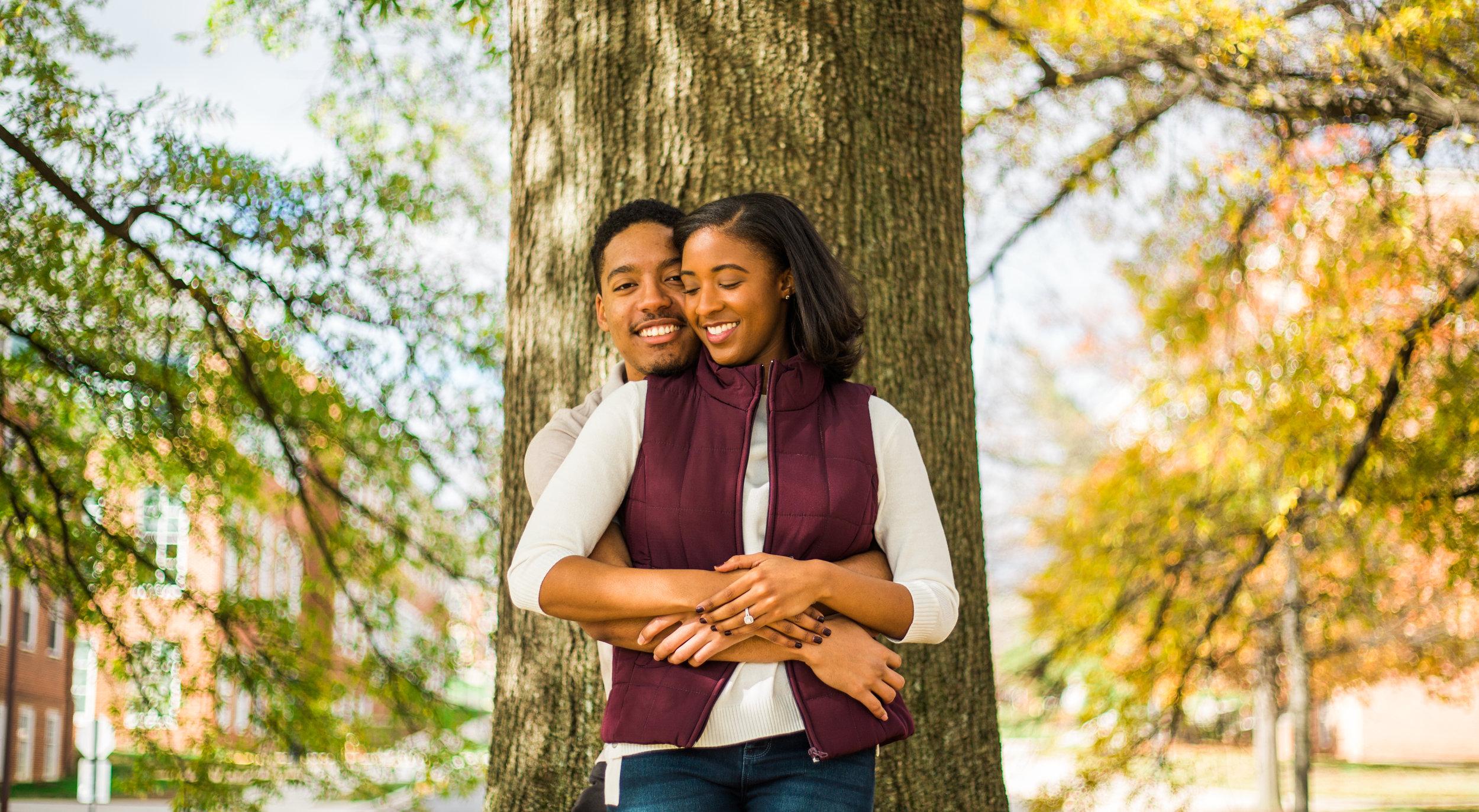 University of Maryland Engagement Session Photography-9.jpg