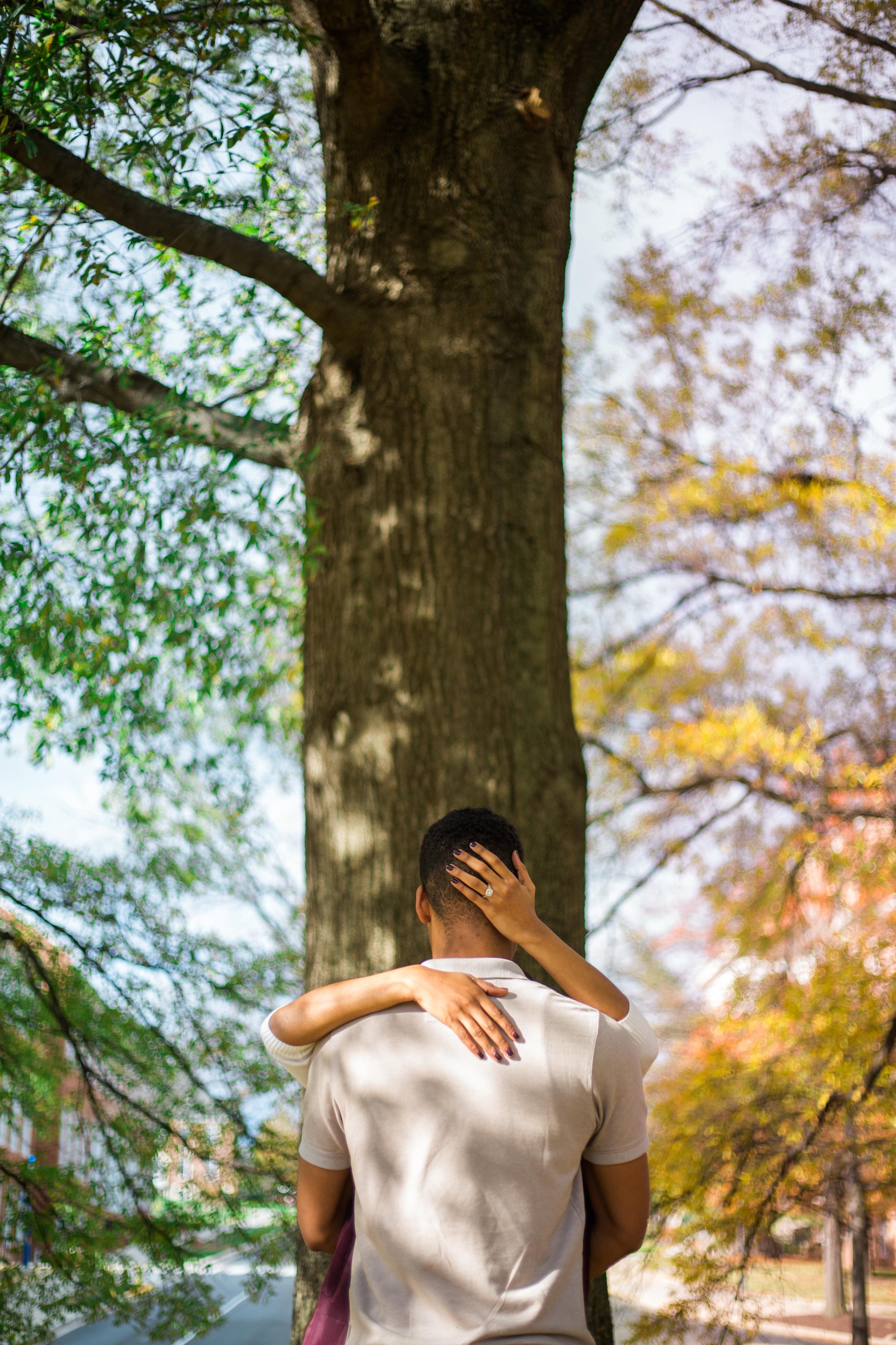 University of Maryland Engagement Session Photography-13.jpg