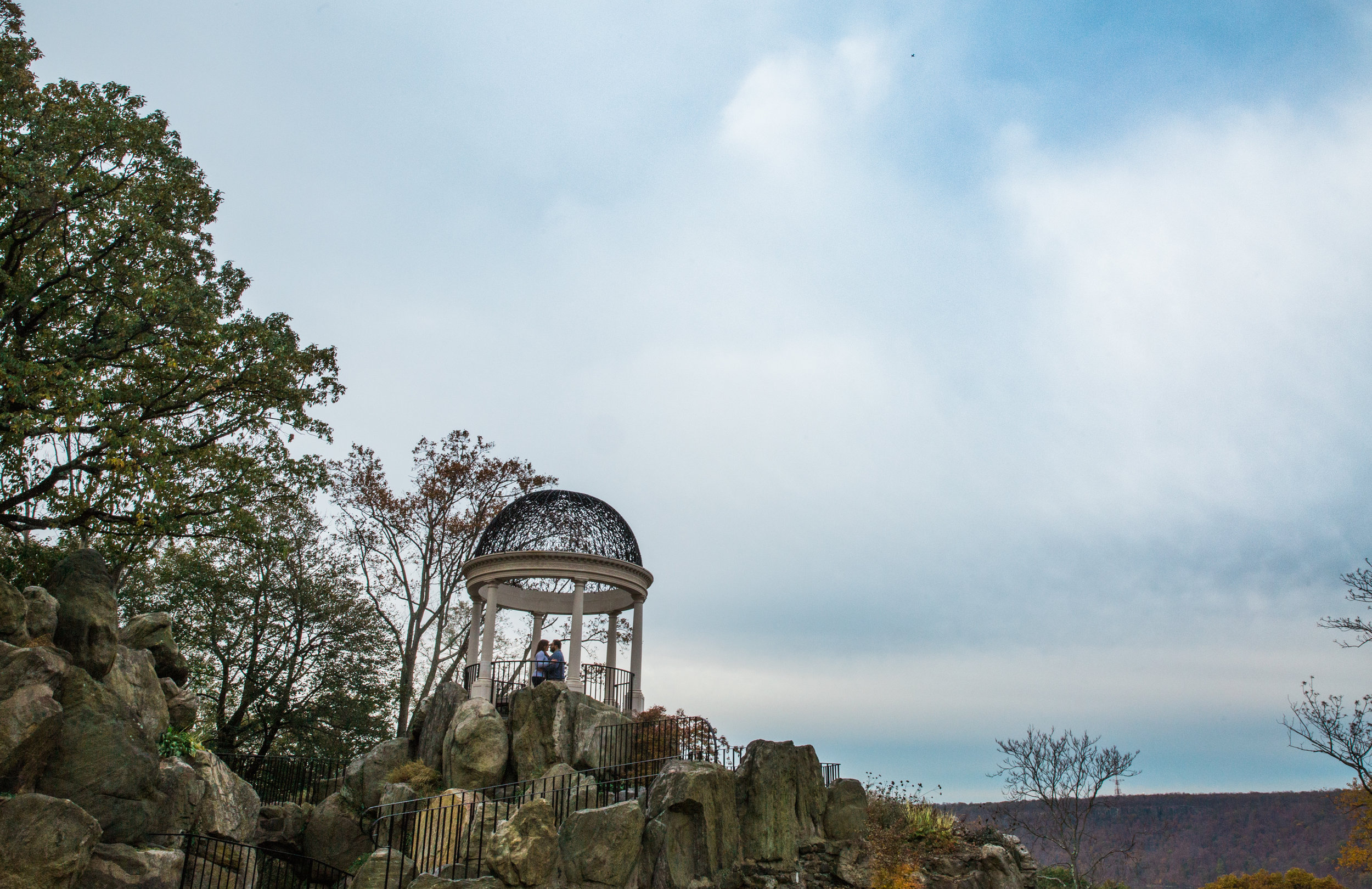 Engagement Session Photography at Untermyer Gardens in New York by Megapixels Media