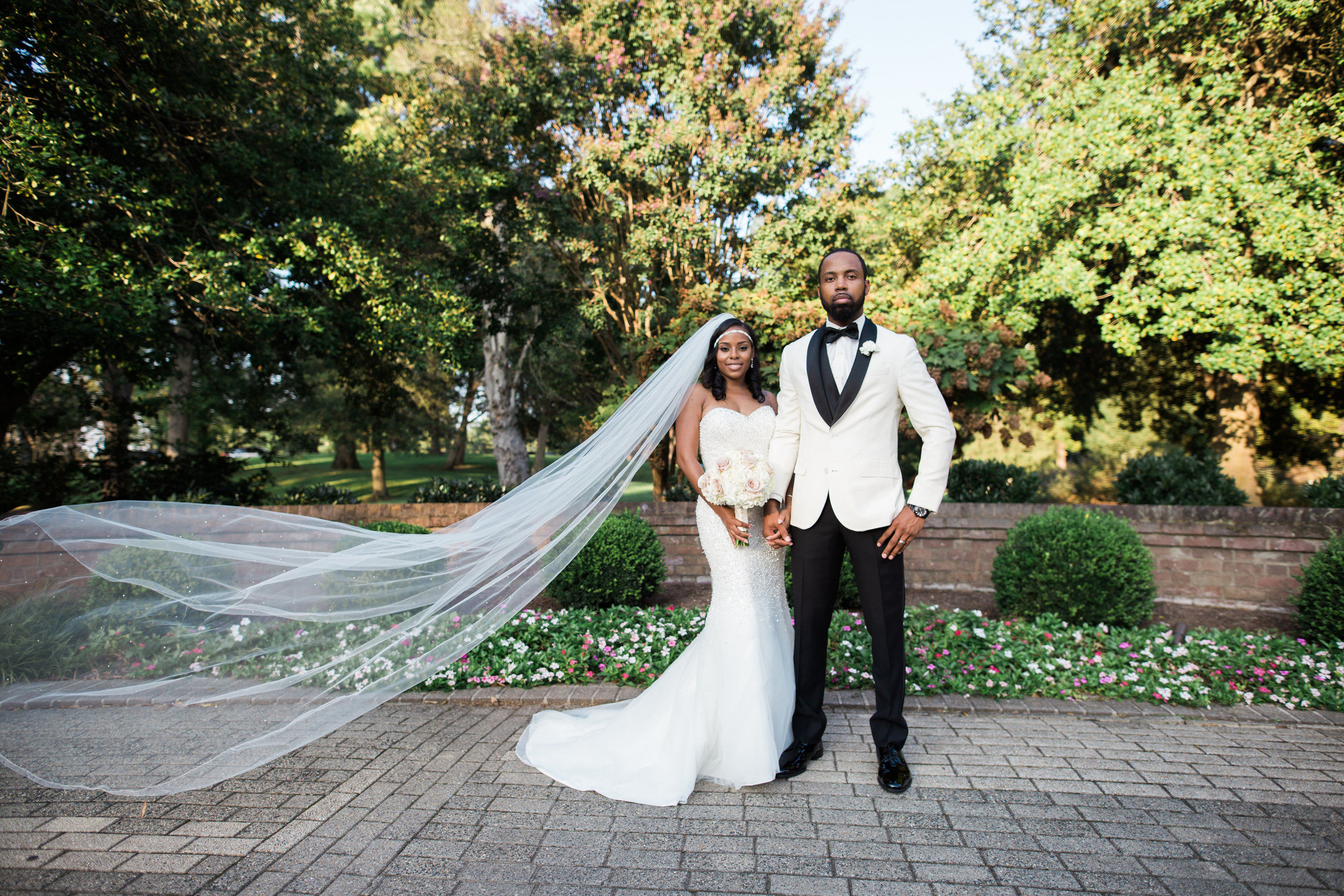 Classic Wedding at Newton White Mansion by Megapixels Media