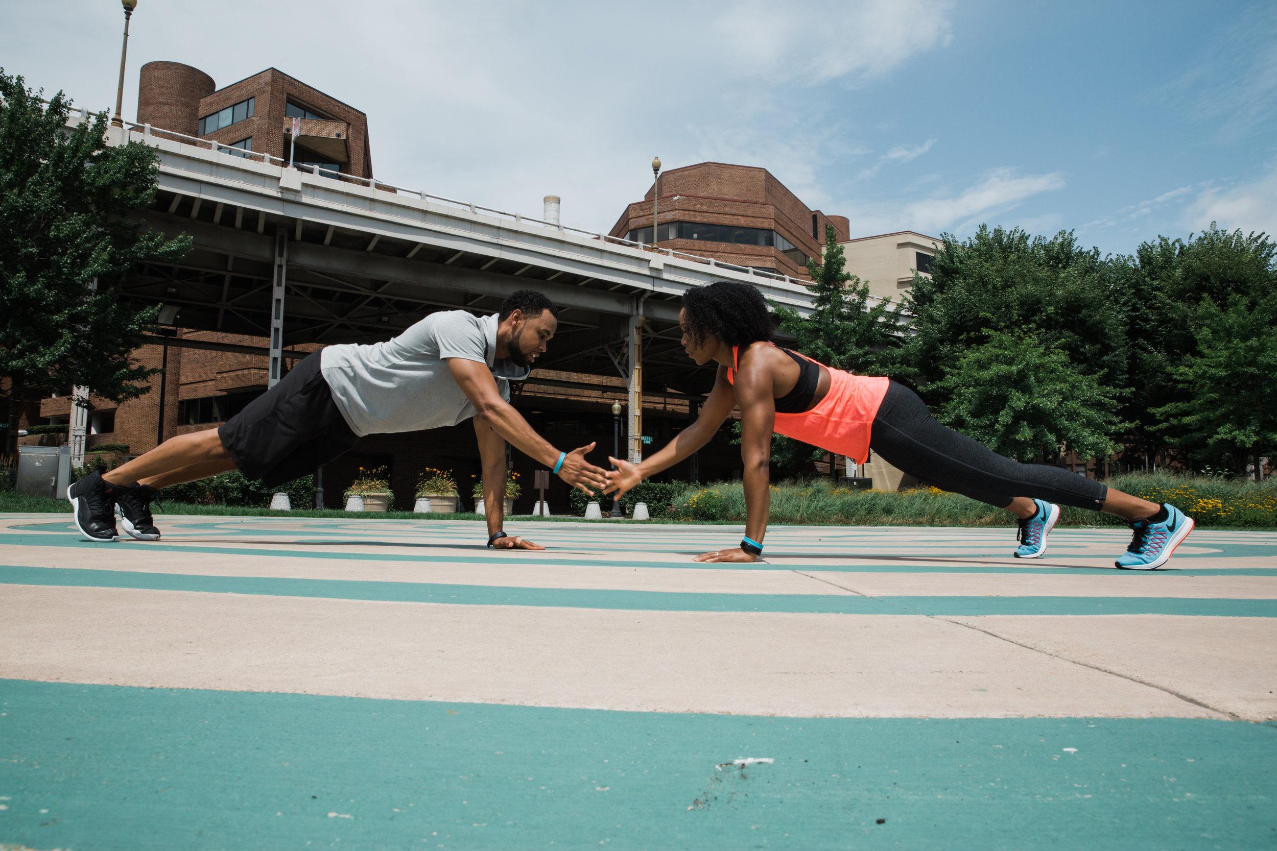 Fitness Engagement Session DC Washington Harbour Megapixels Media Photography -12.jpg