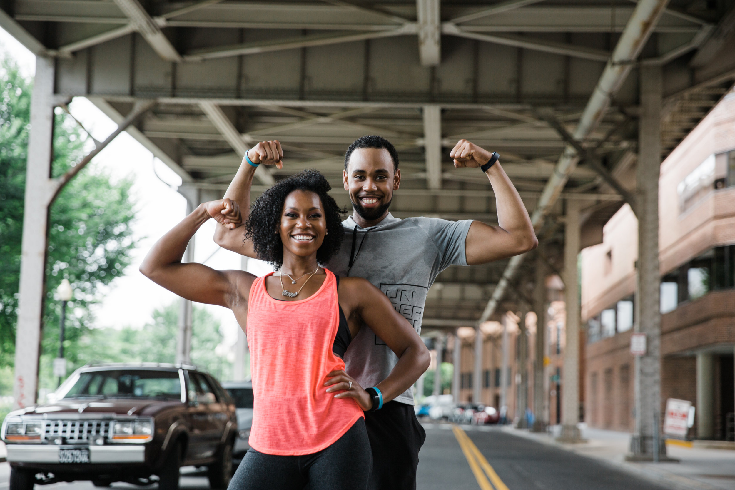Fitness Engagement Session DC Washington Harbour Megapixels Media Photography -37.jpg