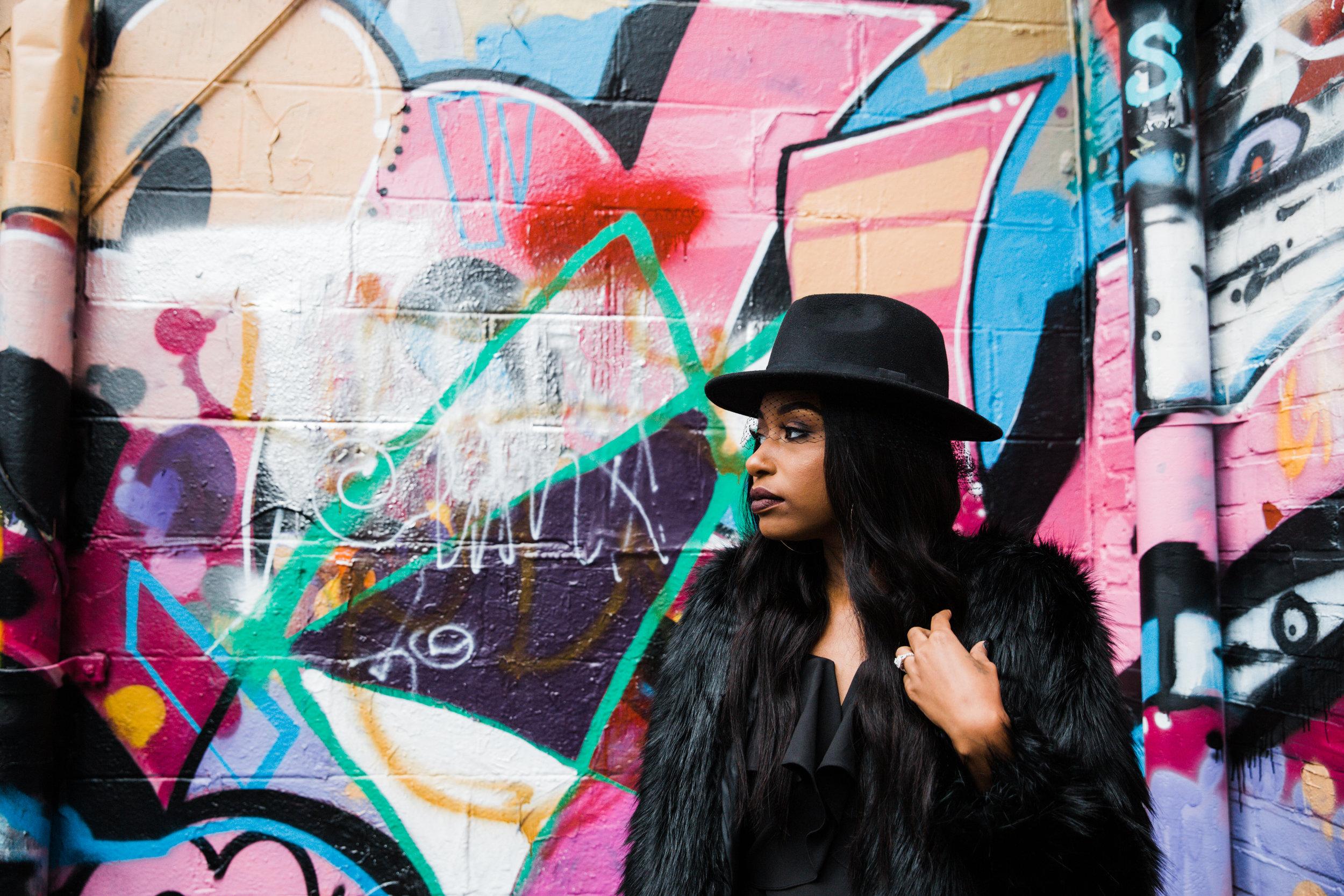 Creative Baltimore Graffiti Alley Engagement Session Megapixels Media Photography-31.jpg