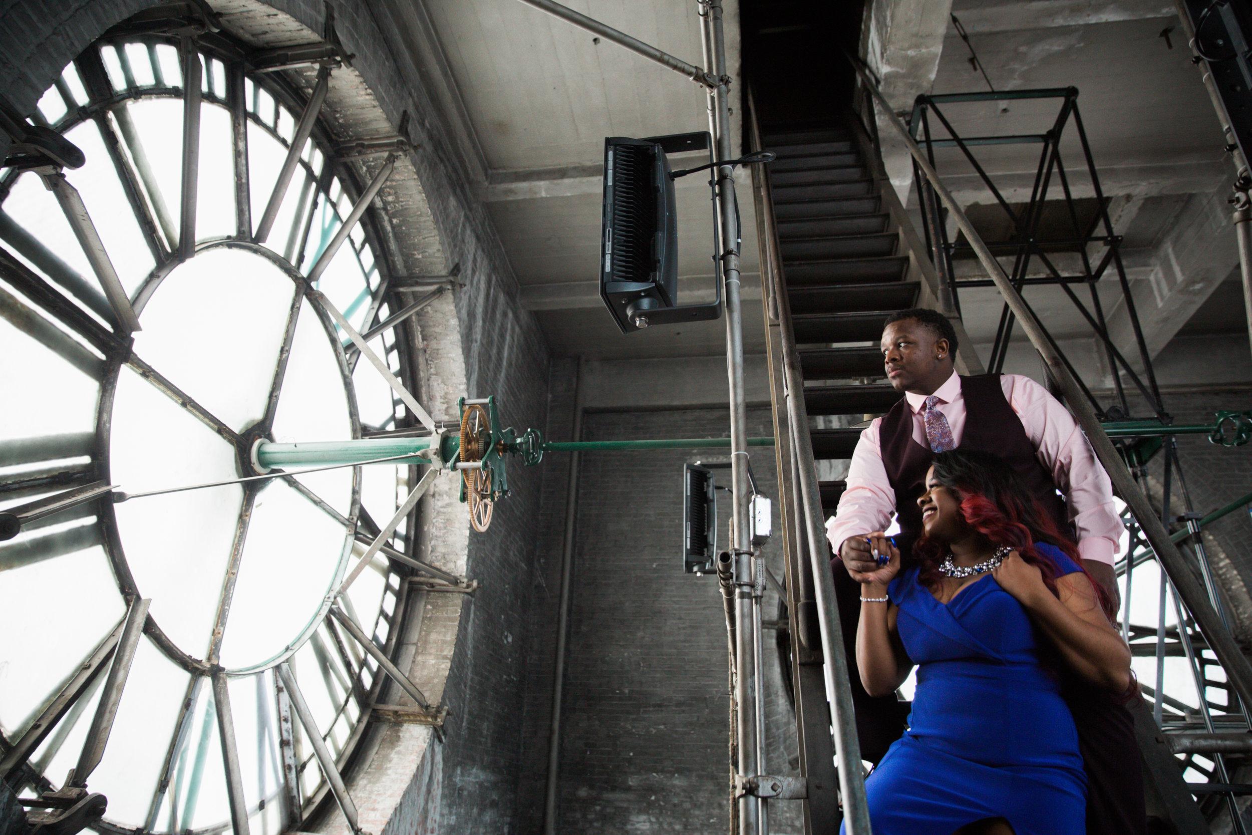 Meagan Terrell Bromo Arts Tower Engagement Session Megapixels media Photography-39.jpg