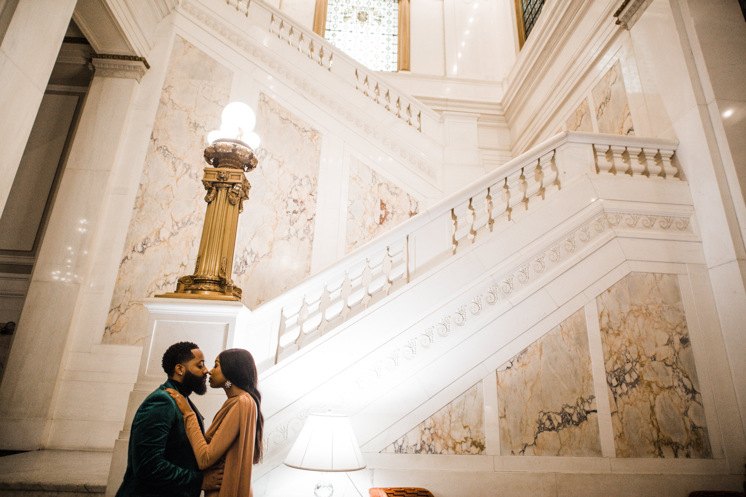 Best Engagement Photographs in Baltimore City by Megapixels Media Hotel Monaco.jpg