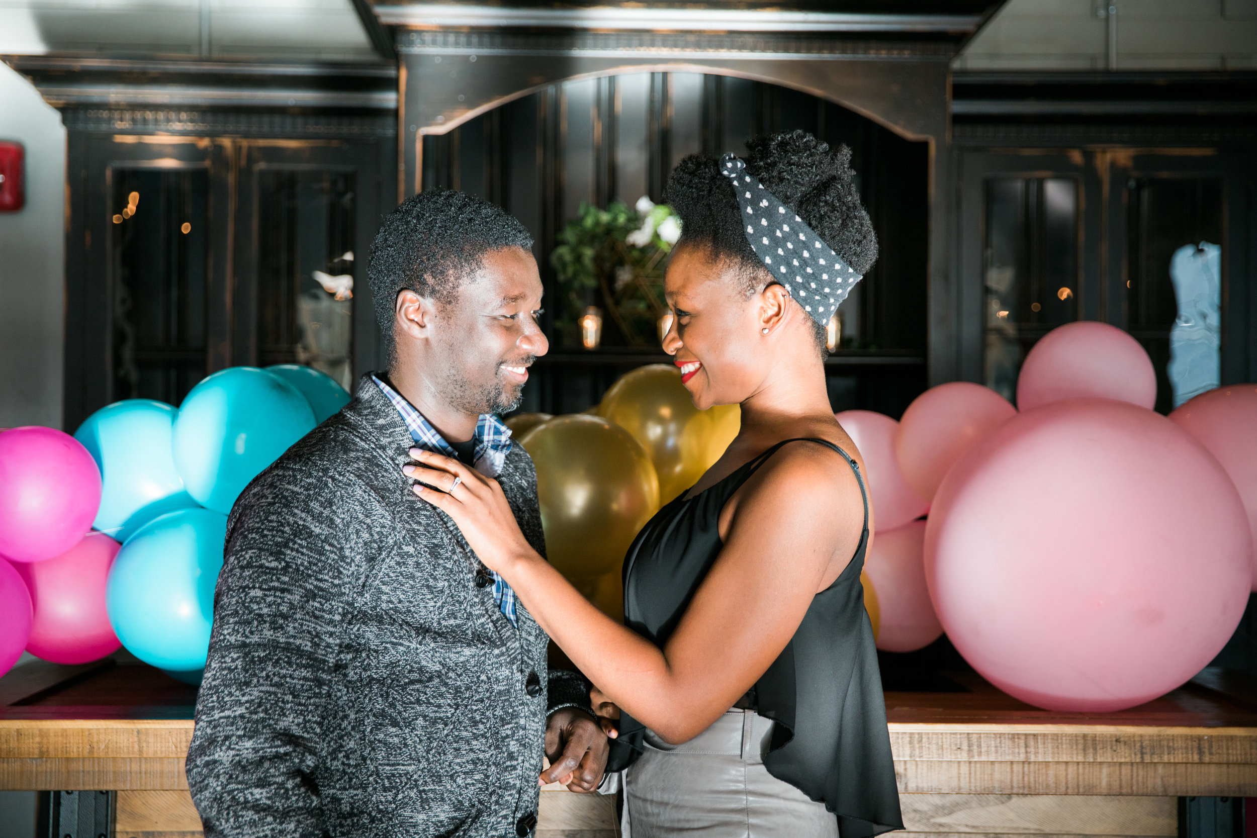 Top Engagement Photographs in Ellicott City Main Street ballroom by Megapixels Media Photography.jpg
