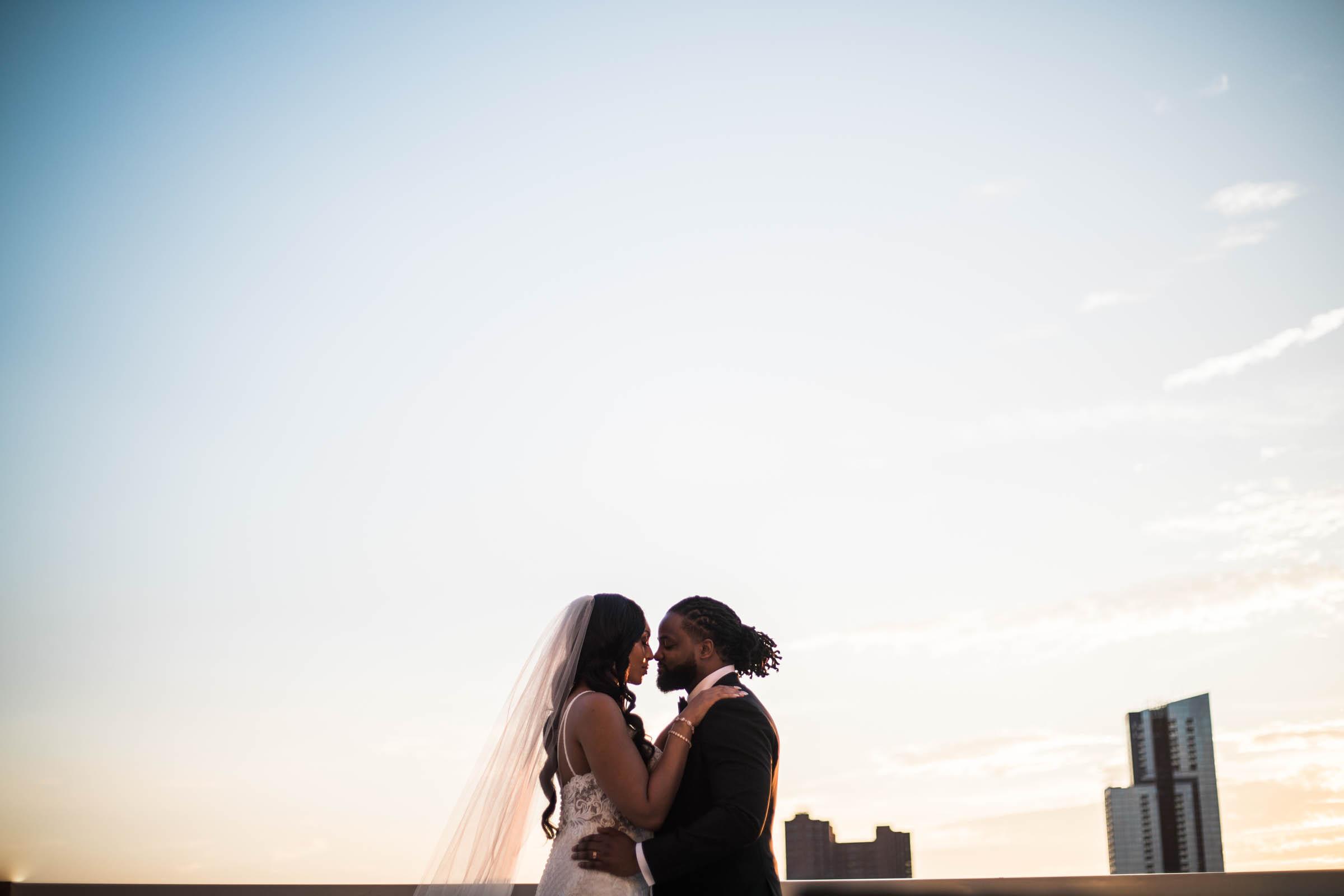 Best Sunset Wedding Photographs in Baltimore City Megapixels Media.jpg