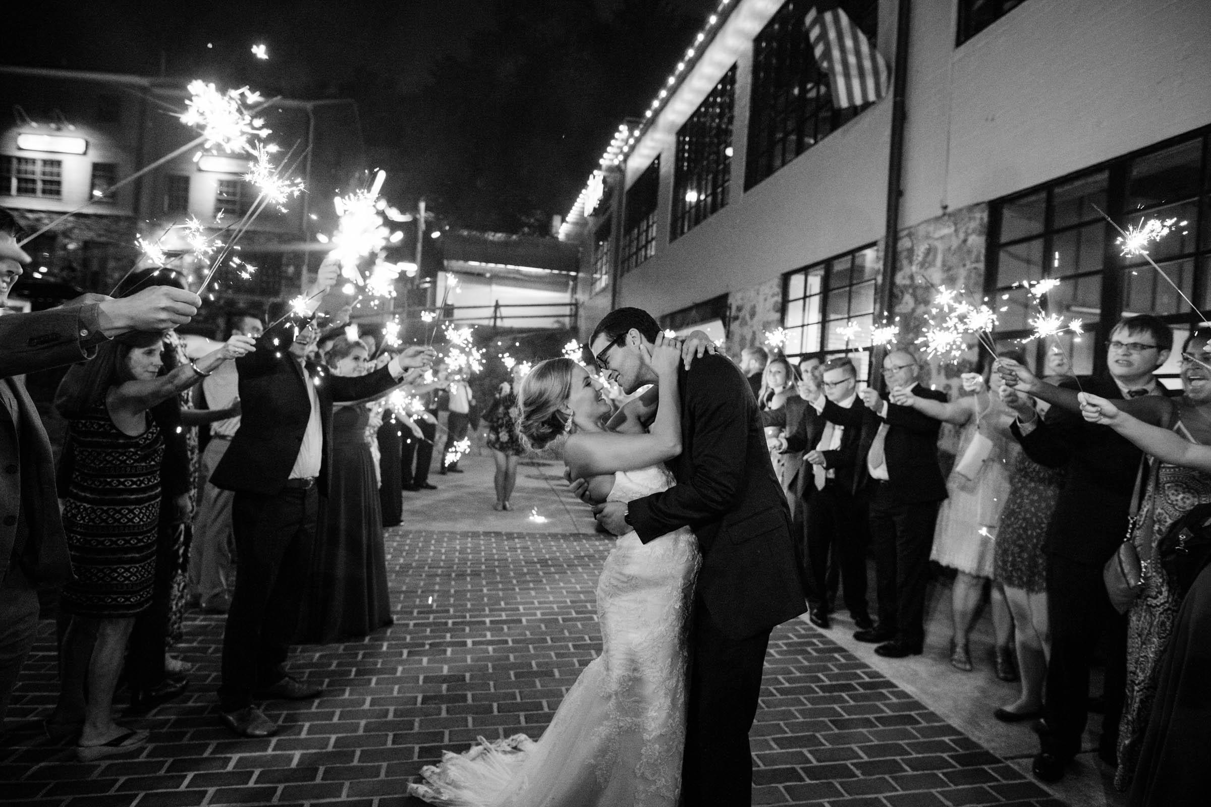 Ellicott City Wedding Photography by Megapixels Media Top Maryland Wedding Photographer sparkler send off.jpg