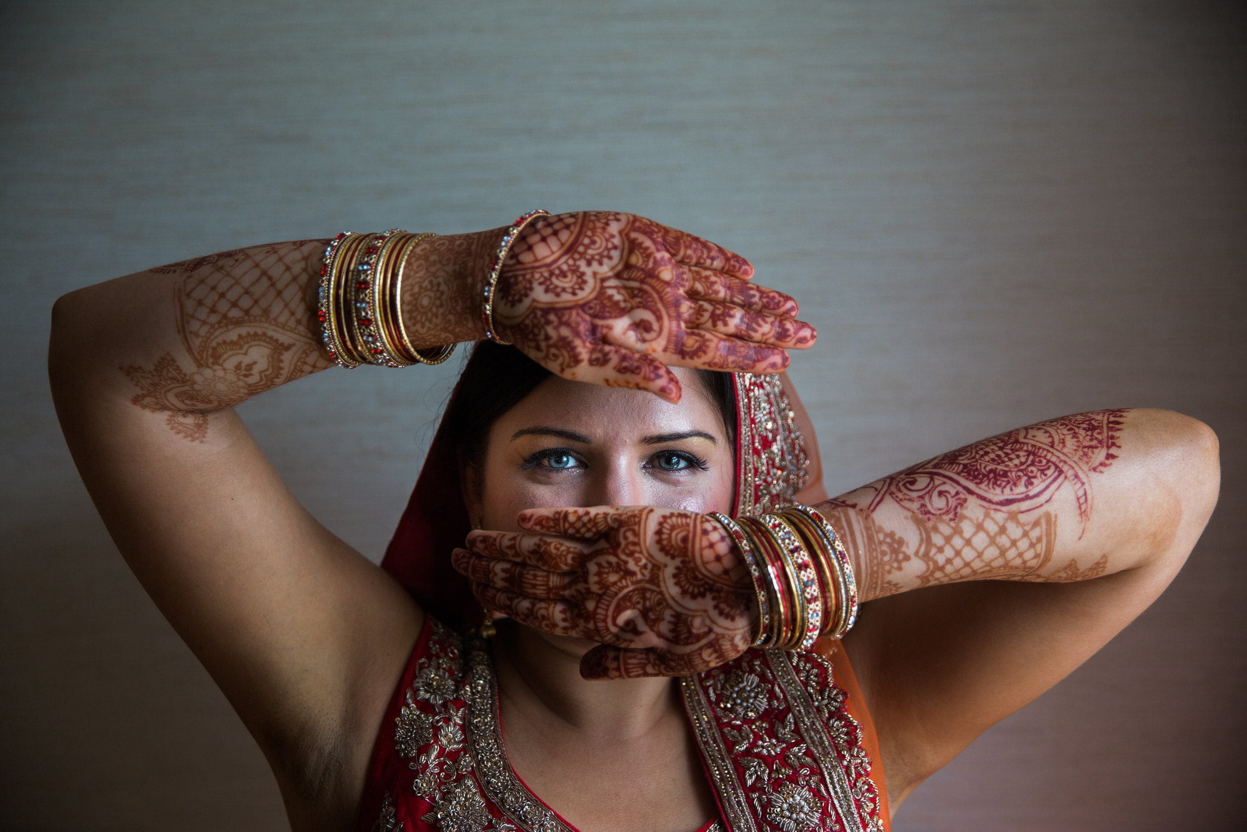 Best Indian Wedding Photographers in Maryland Megapixels Media Beautiful Indian Bride.jpg