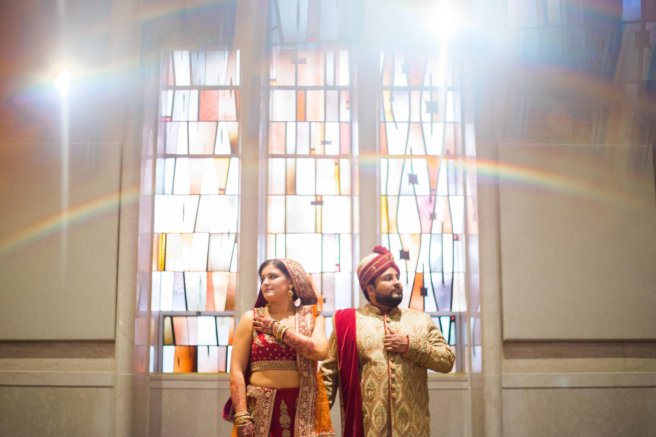 Best Indian Wedding Photographers in Maryland Megapixels Media bride and groom.jpg