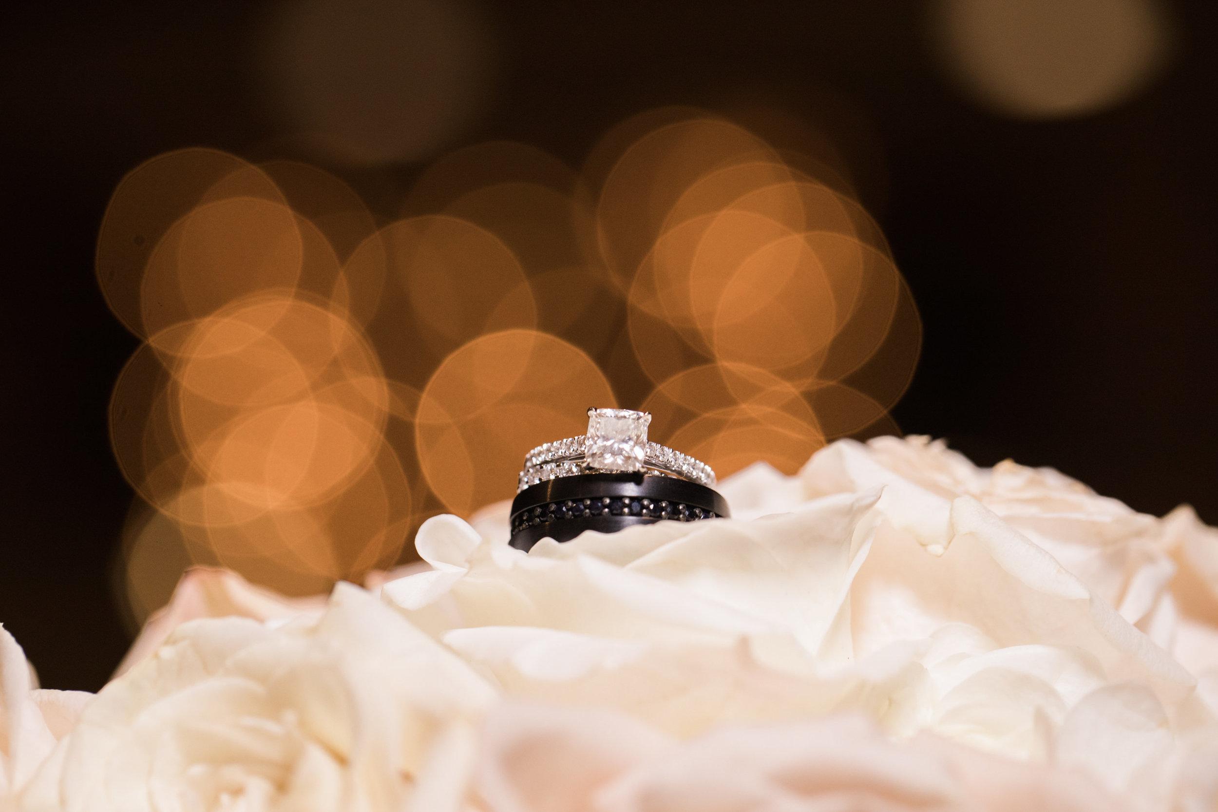 Black Wedding Photographer in Baltimore Megapixels Media creative ring shot.jpg