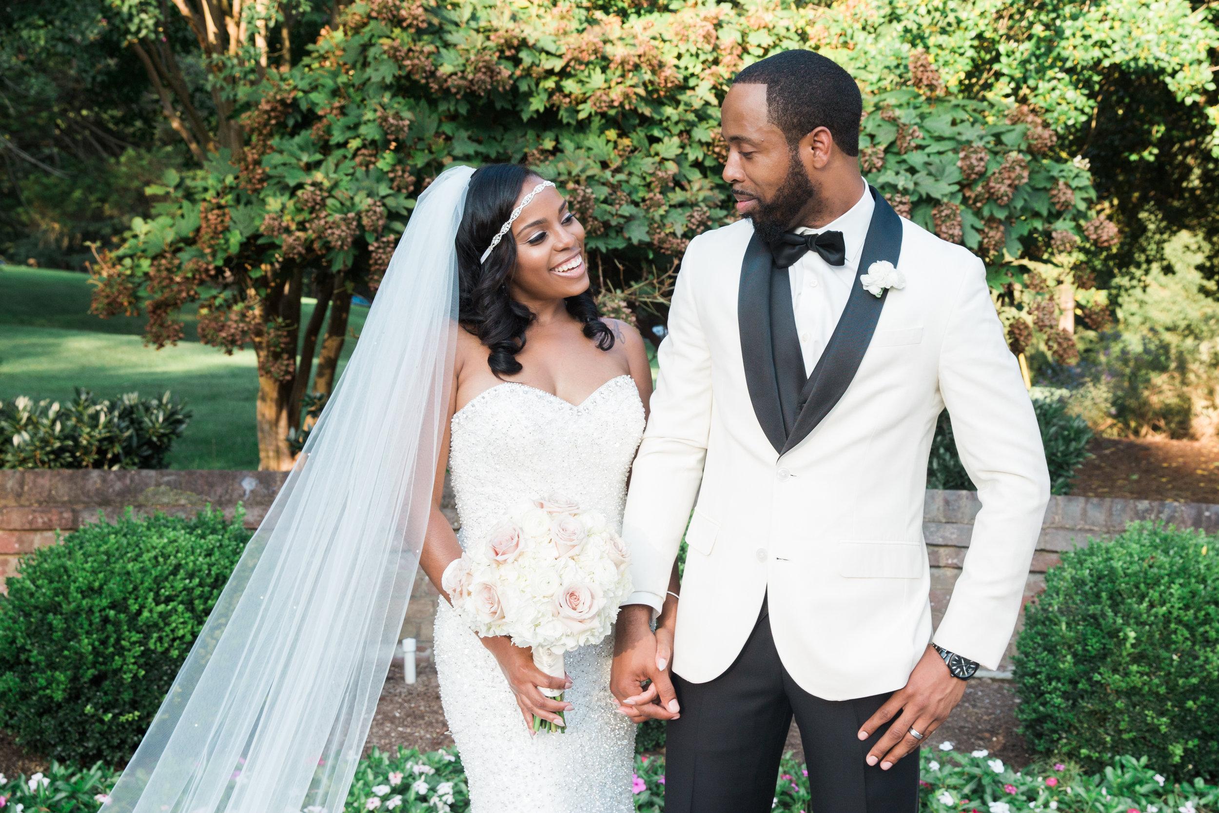 Black Wedding Photographer in Washington DC Megapixels Media black bride and groom.jpg